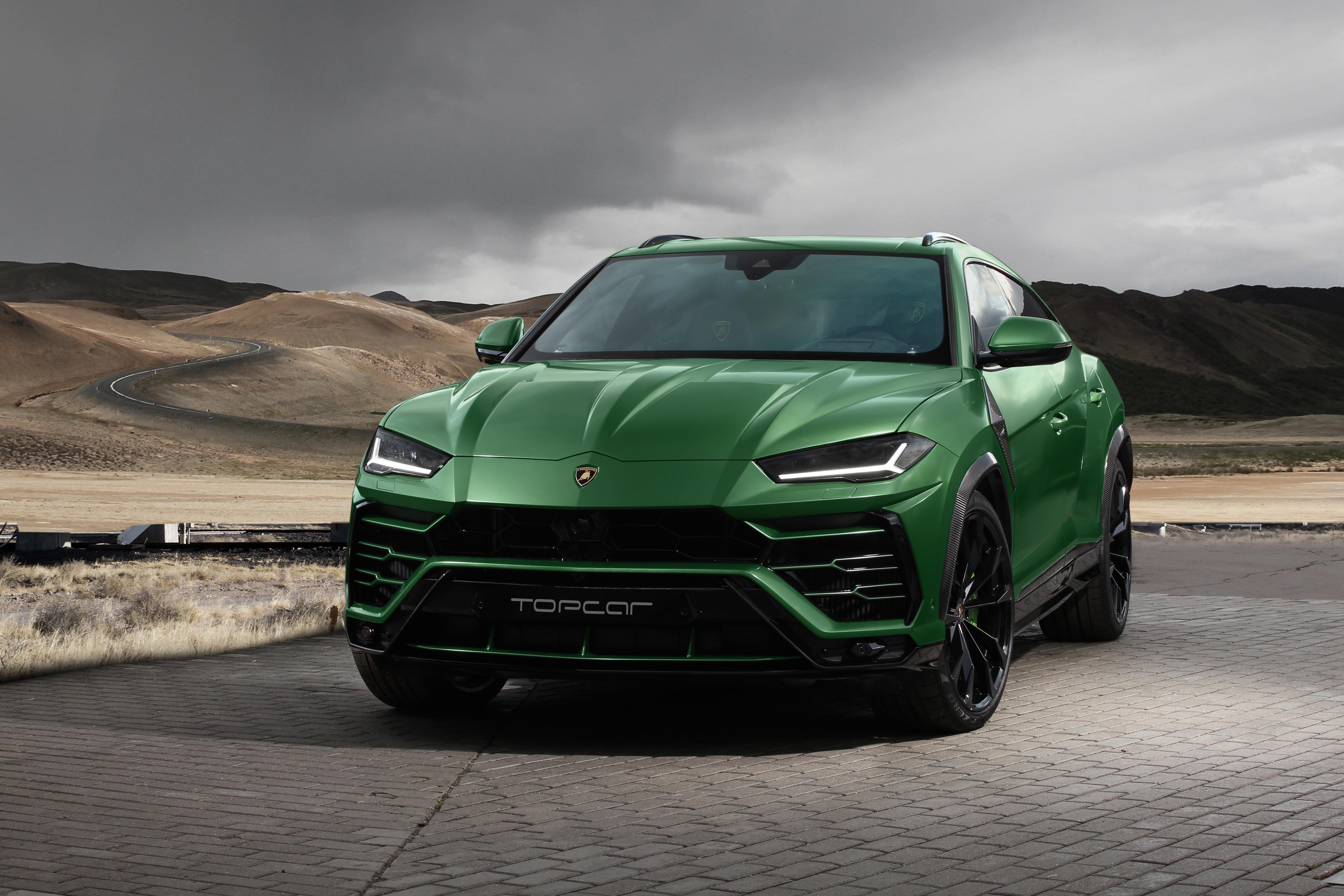 TopCar Lamborghini Urus 2018 4k, HD Cars, 4k Wallpapers ...