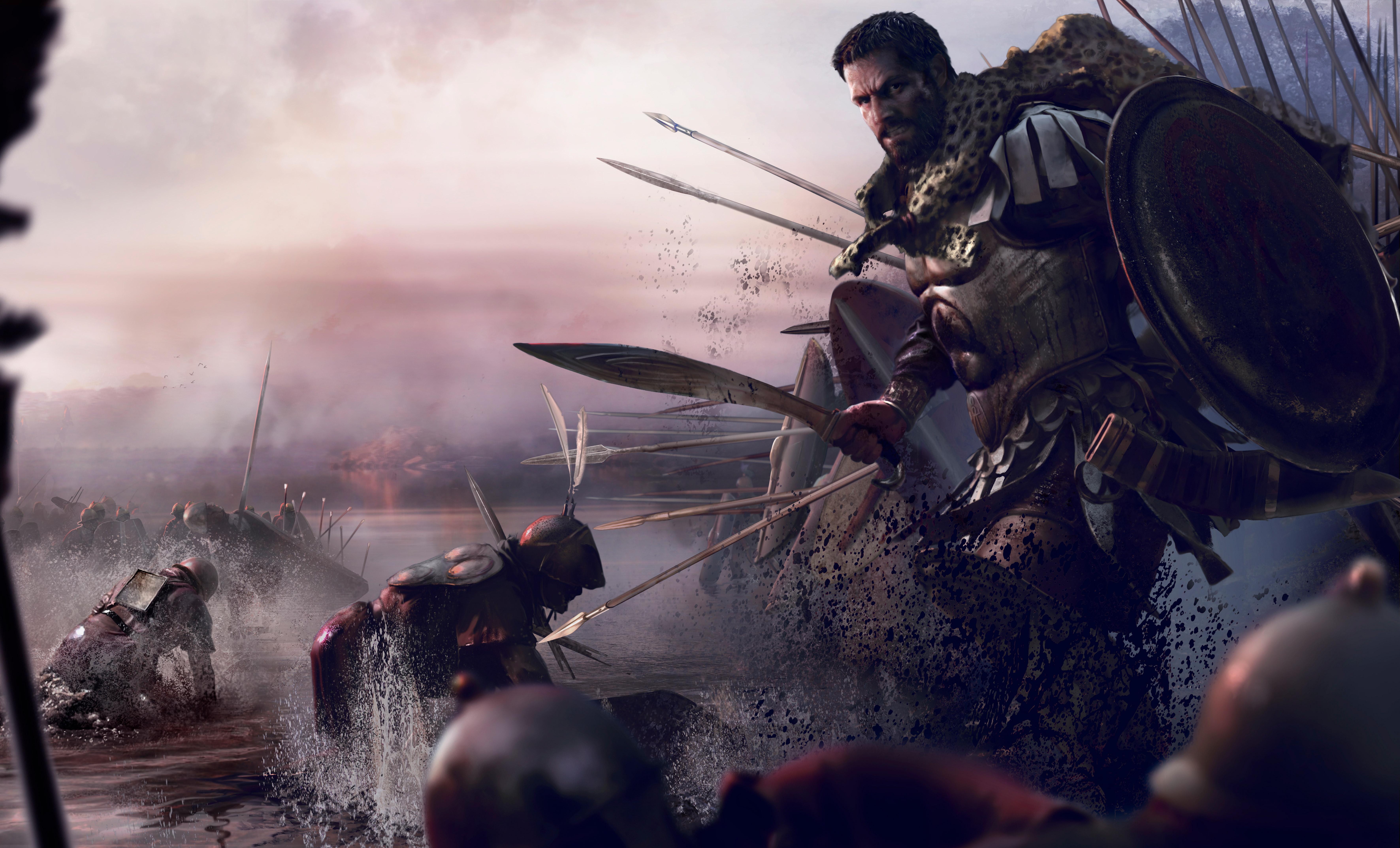 Rome Total War Wallpaper: Total War Rome 3, HD Games, 4k Wallpapers, Images