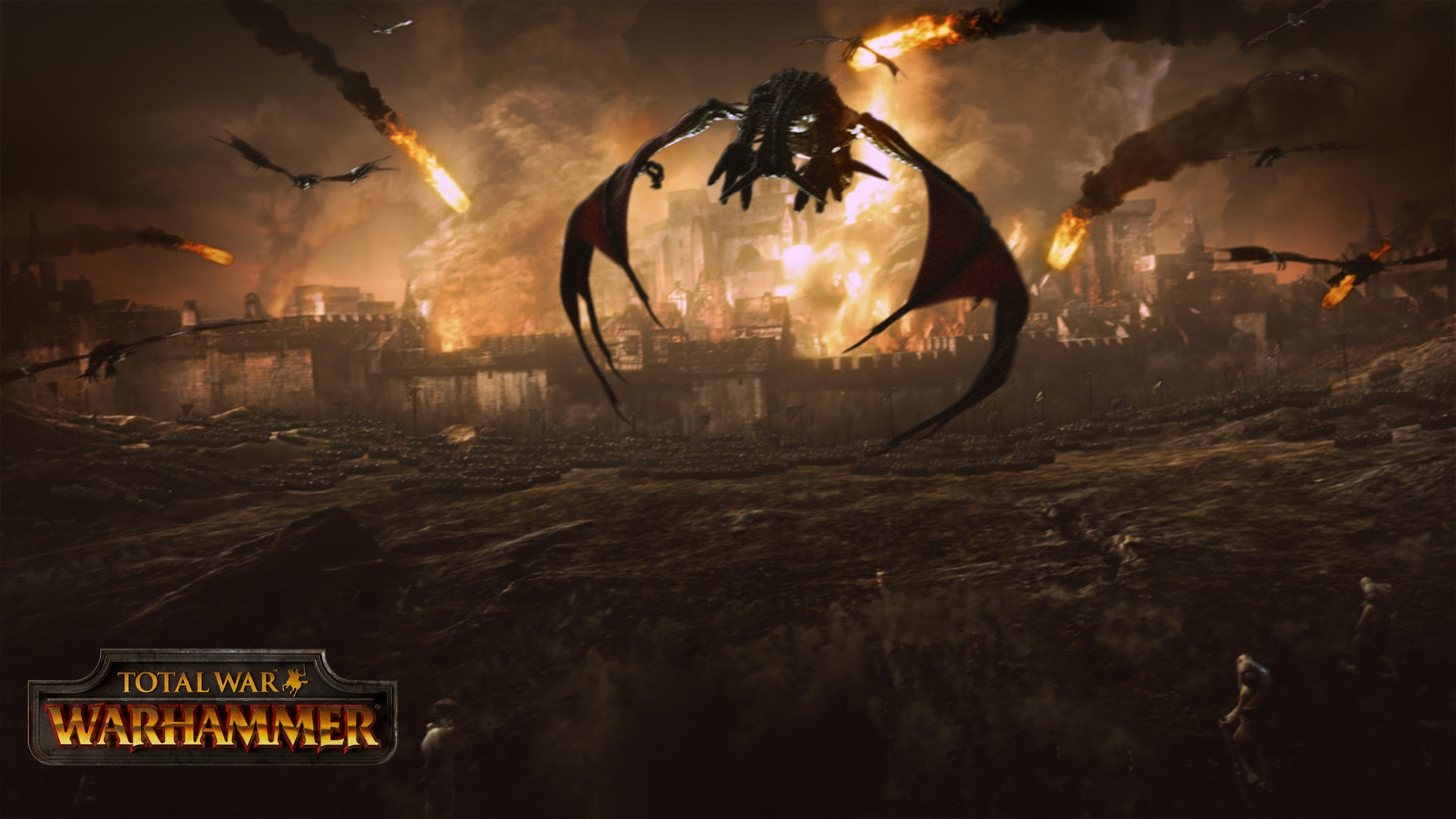 download total war warhammer game art hd 4k wallpapers in
