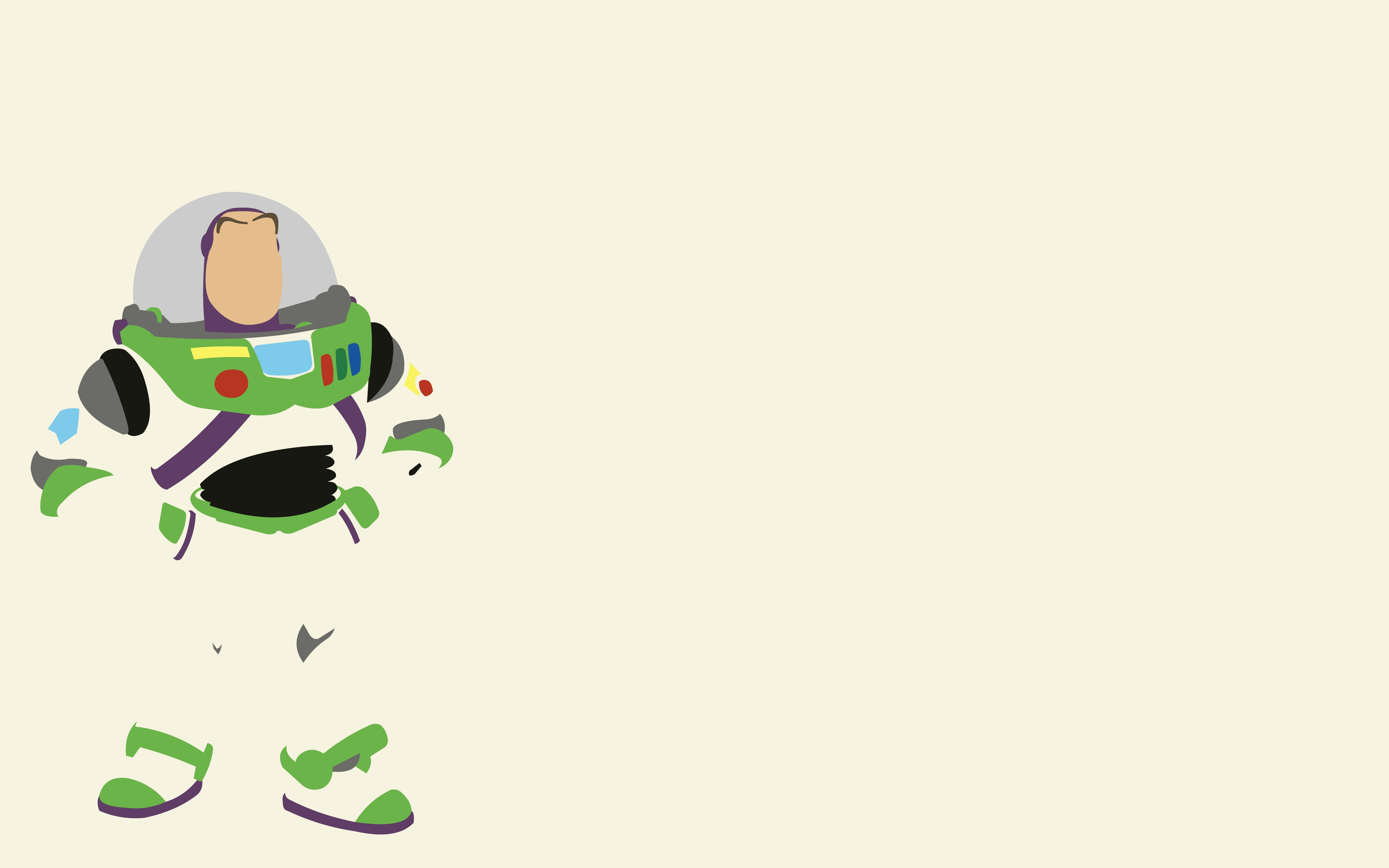 Toy story minimalism hd artist 4k wallpapers images - Toy story wallpaper ...