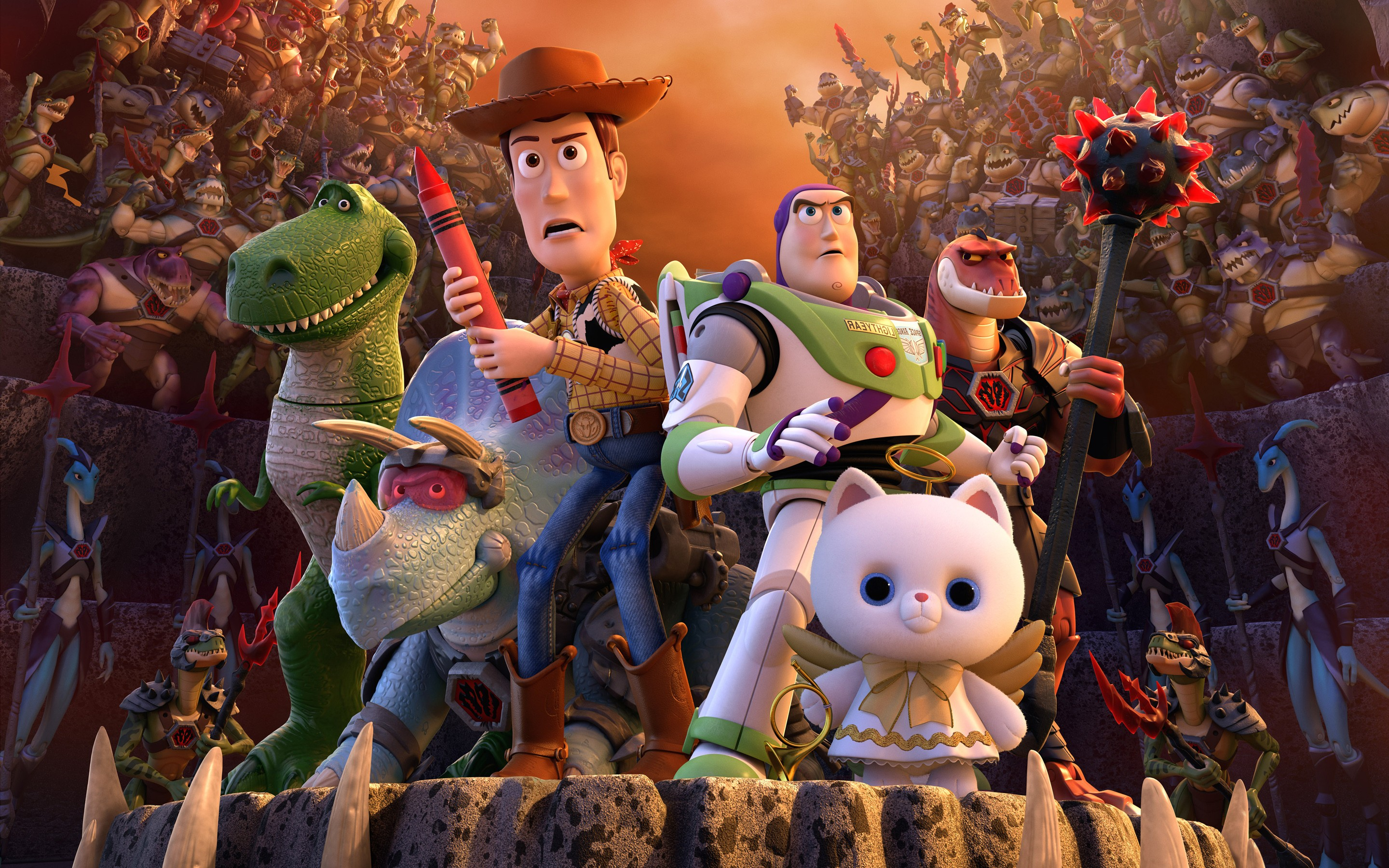 Toy Story That Time Forgot, HD Tv Shows, 4k Wallpapers ...