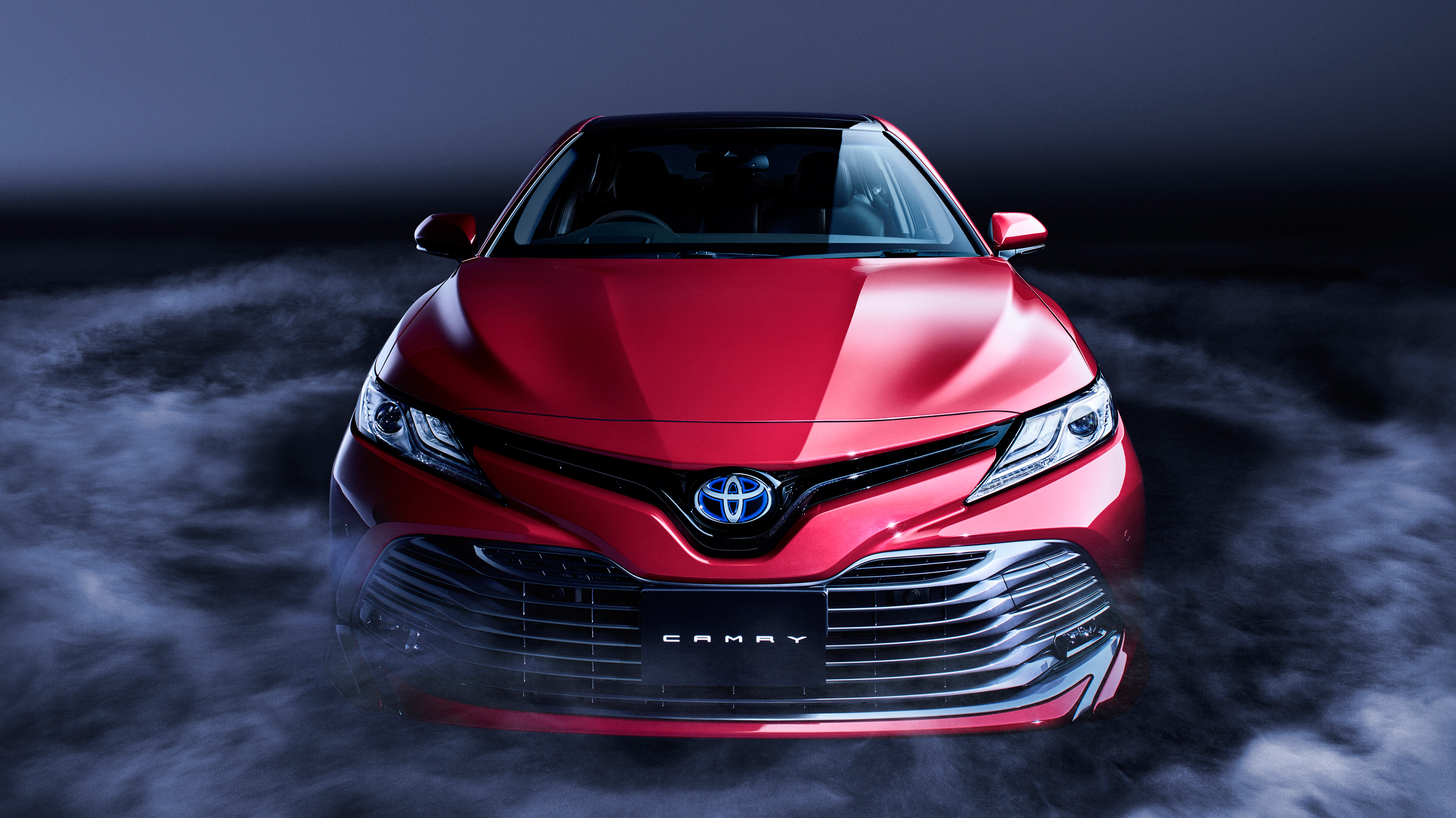 Toyota camry 2018 4k hd cars 4k wallpapers images - 4k wallpaper for cars ...