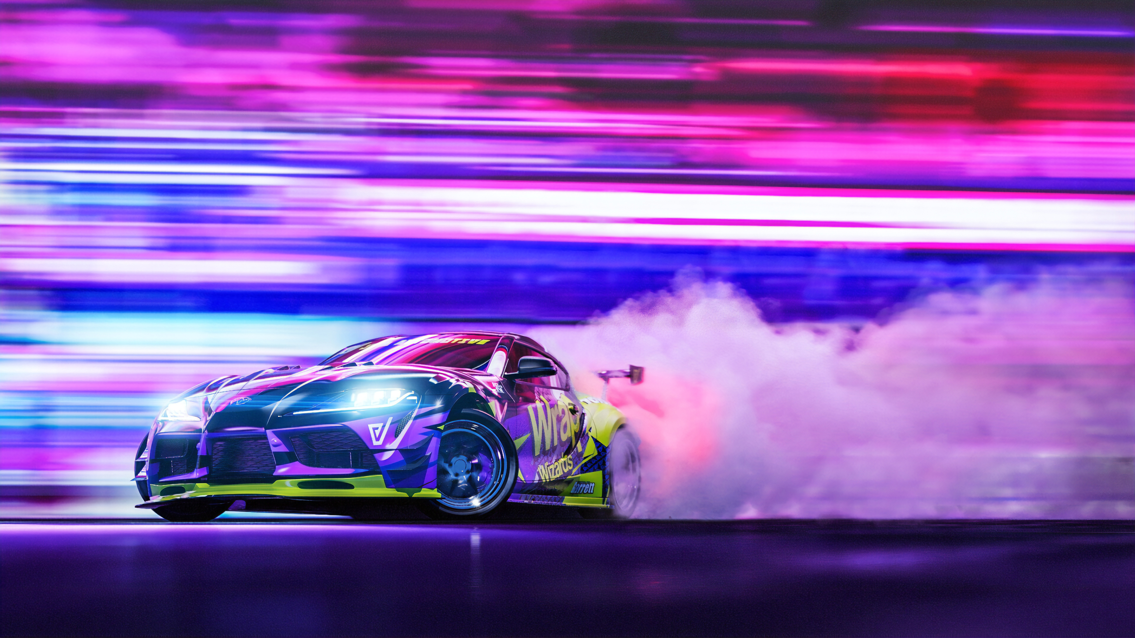 Toyota Supra Drifting, HD Cars, 4k Wallpapers, Images ...