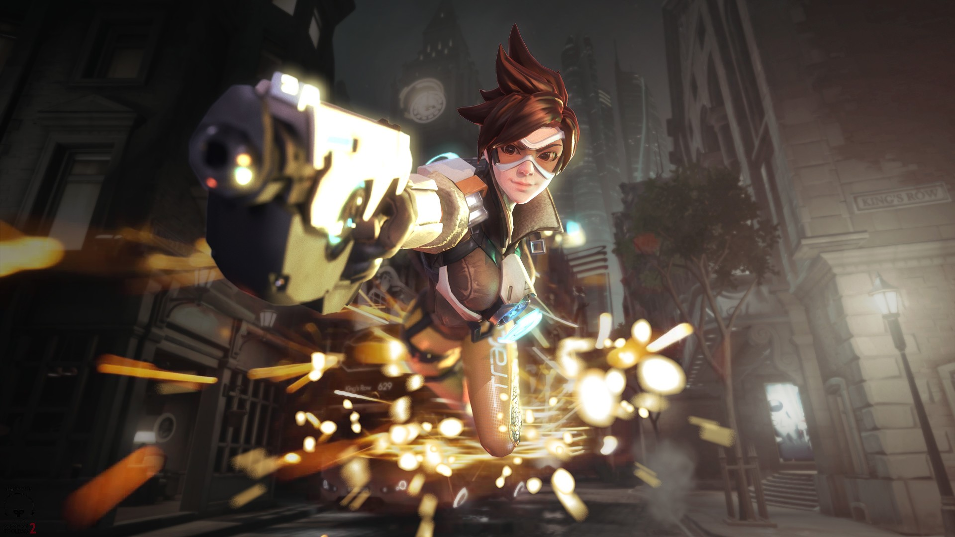 overwatch agent tracer wallpapers - photo #22