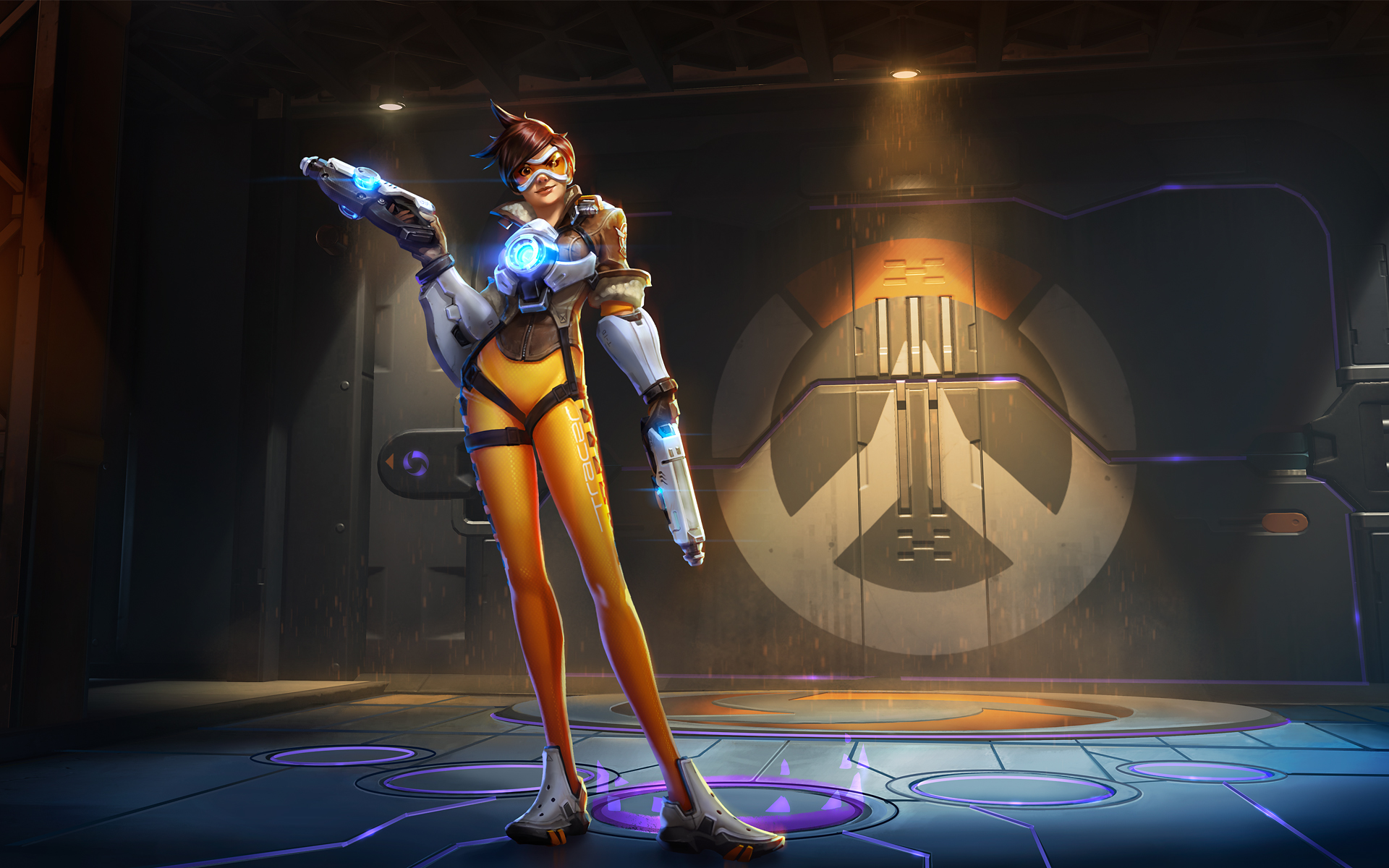 Tracer Overwatch Video Game