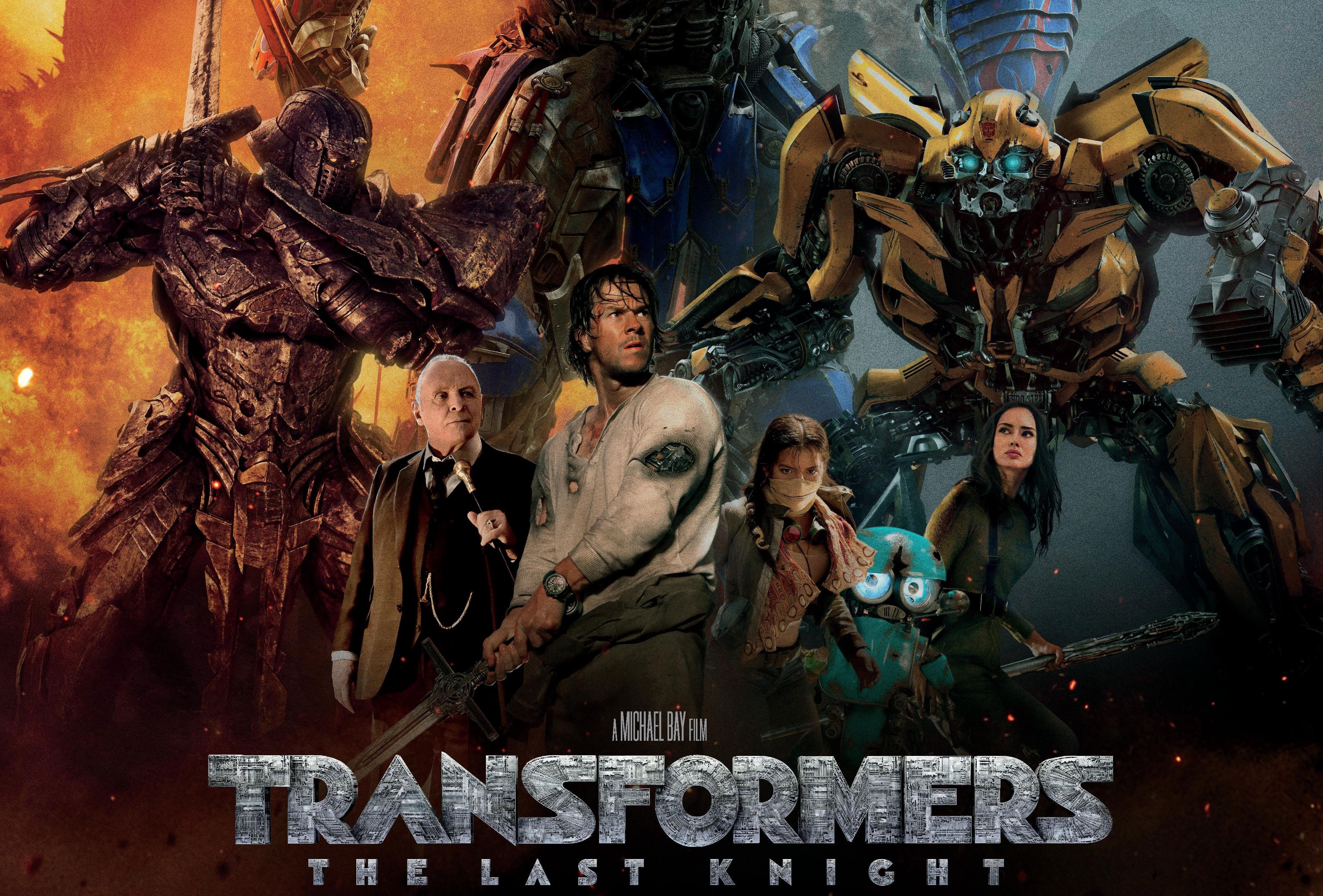 Transformers The Last Knight 2017 Hd Movies 4k