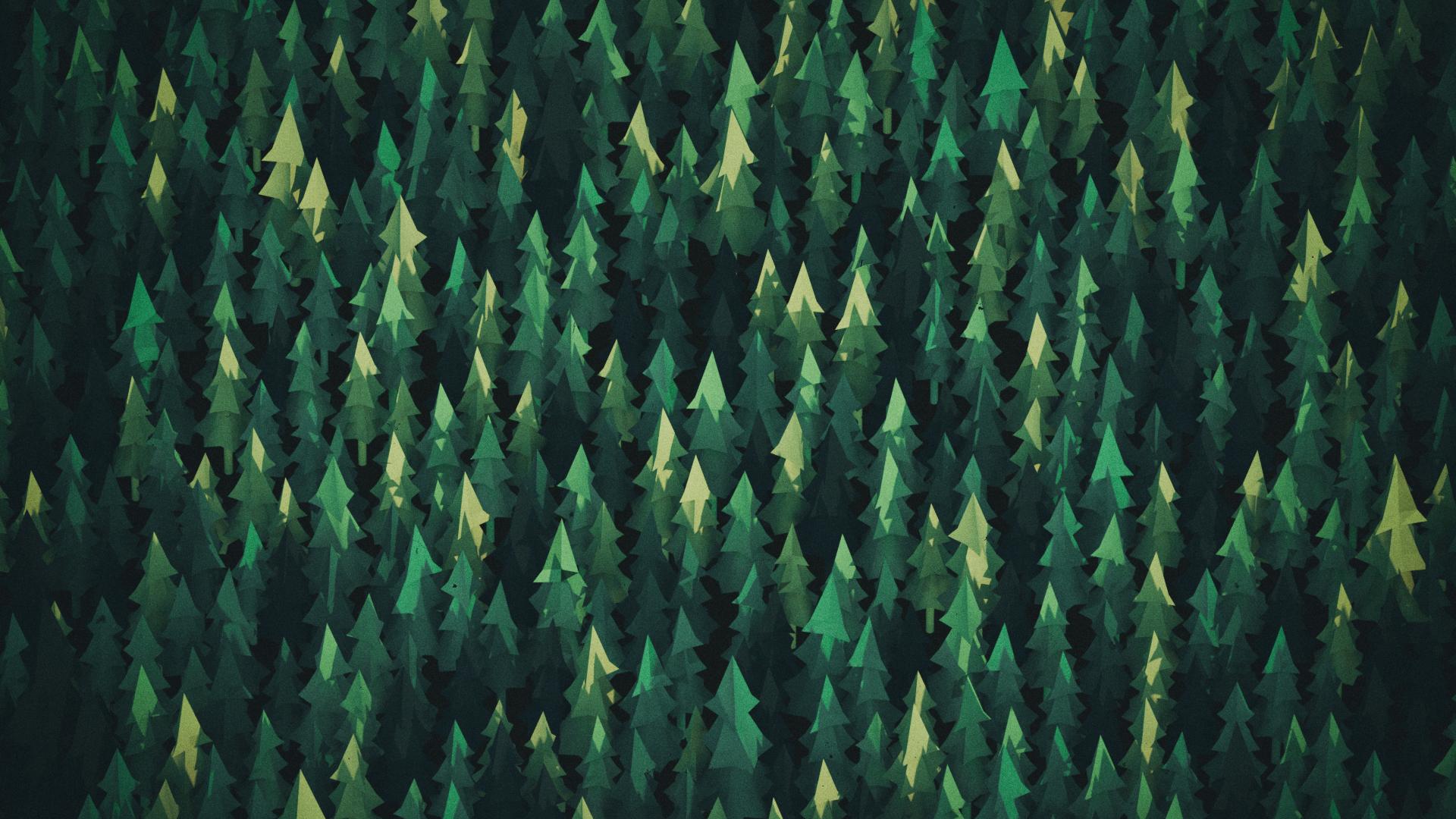 Popular Wallpaper Macbook Geometric - trees-minimalism-4k  Best Photo Reference_321034.jpg