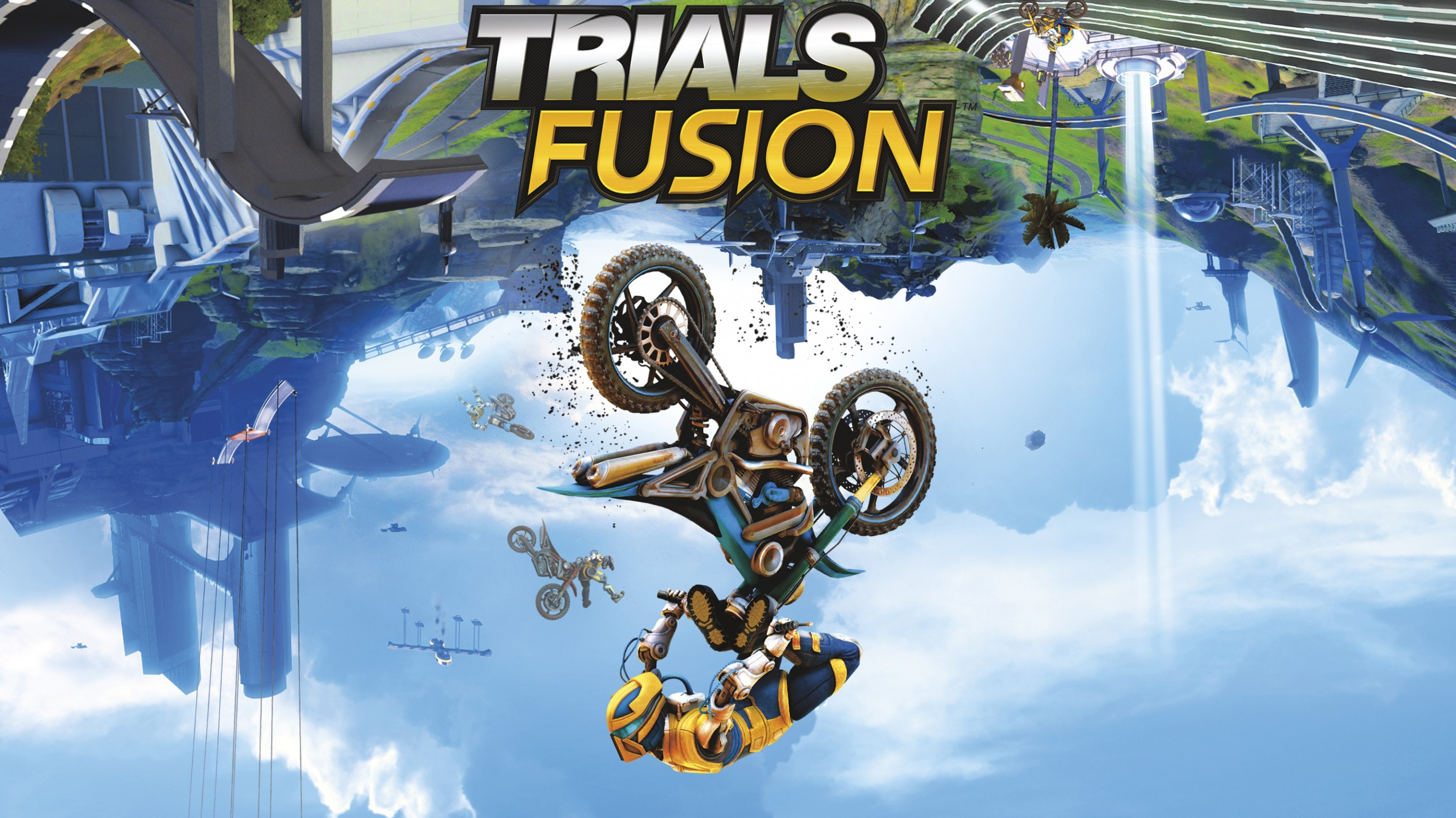 Trials Fusion Game Hd