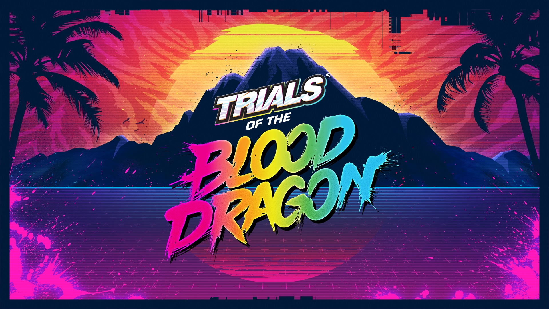 Trials Of The Blood Dragon Game