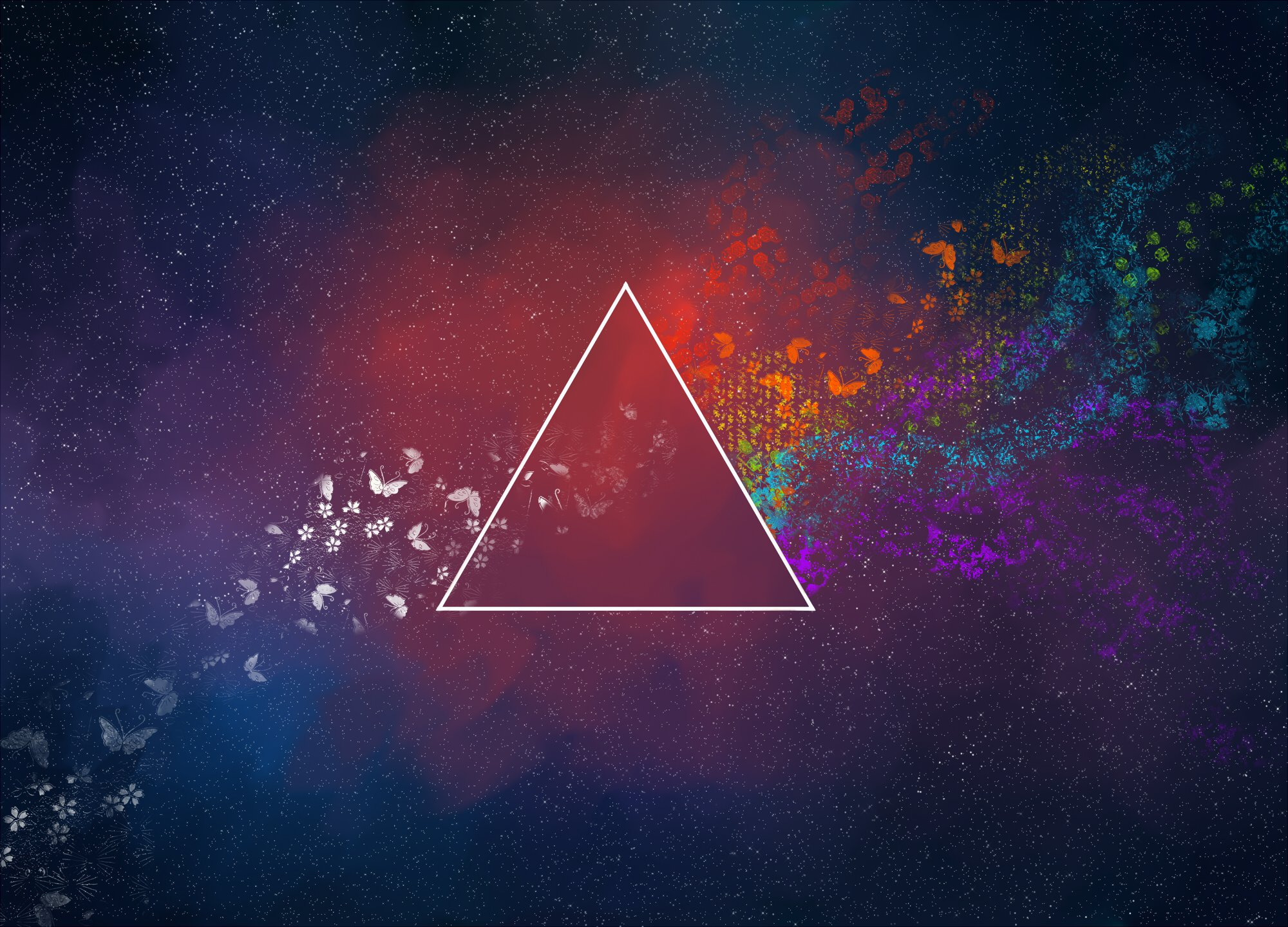 Triangle Art, HD Artist, 4k Wallpapers, Images ...