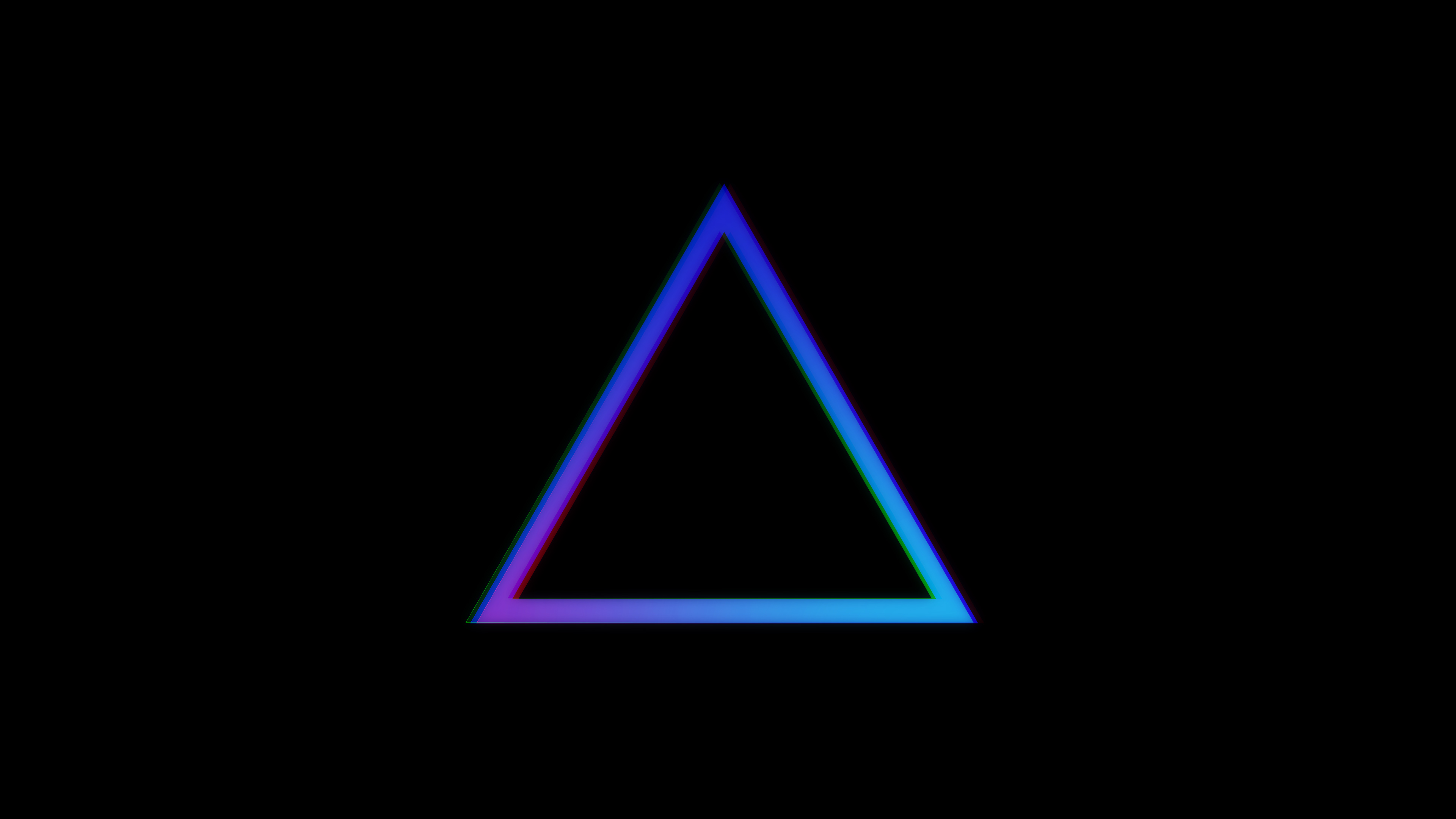 Triangle Minimalist 4k, HD Abstract, 4k Wallpapers, Images ...