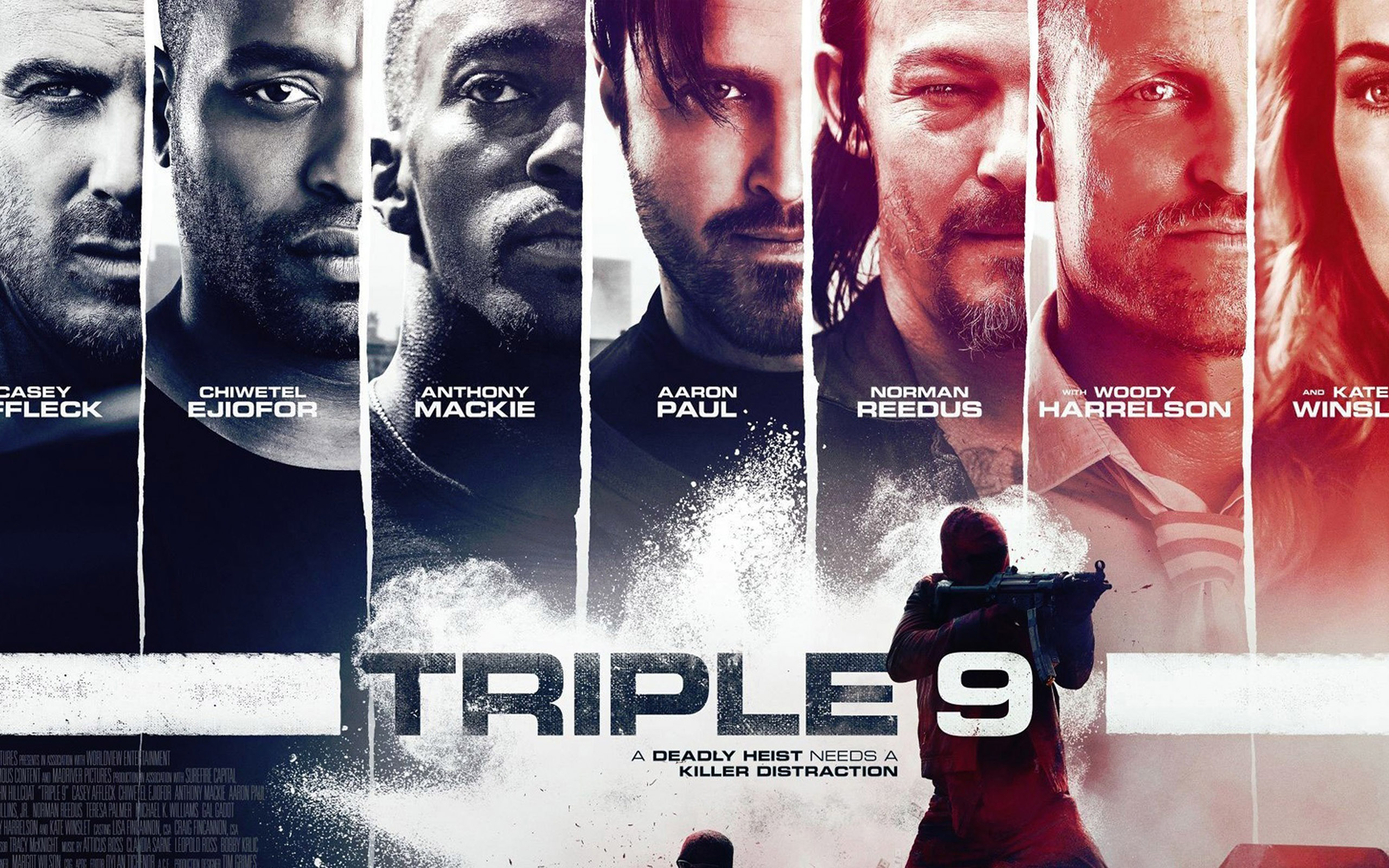 Triple 9 Movie 2016