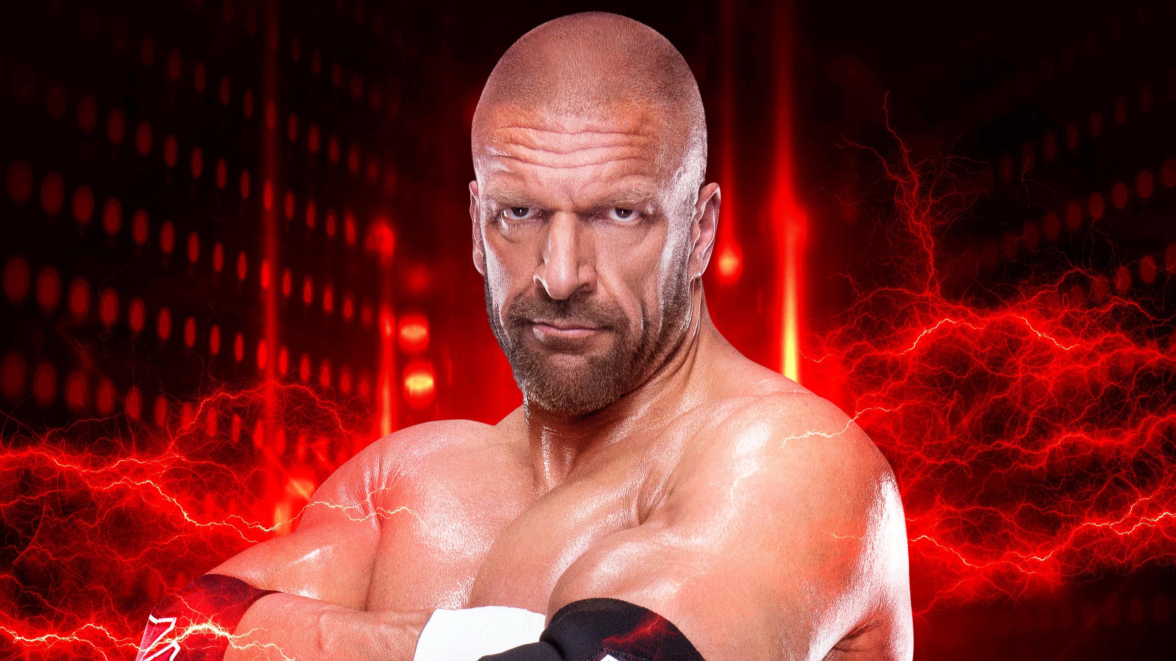 Triple H WWE 2K19, HD Games, 4k Wallpapers, Images