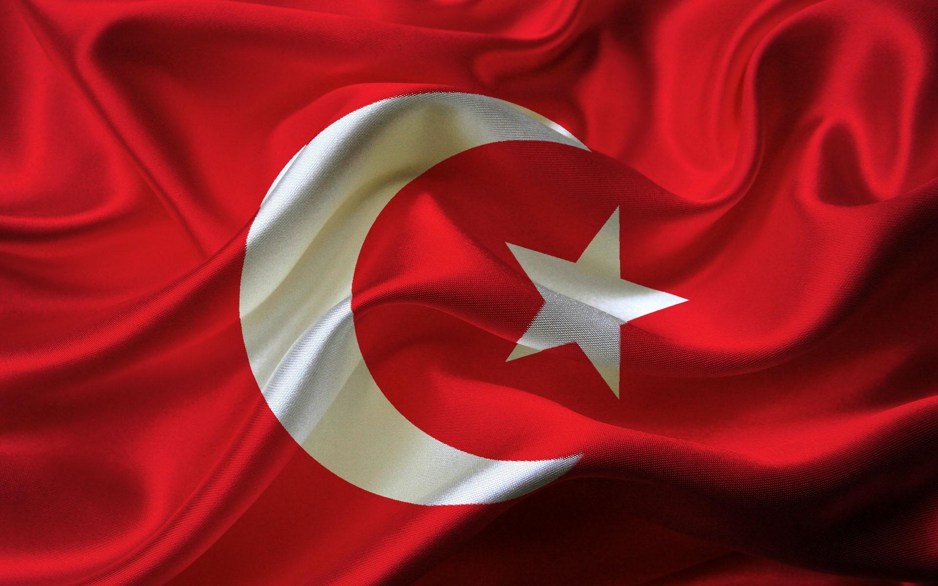 Turkey Flag 2048x1152 Resolution