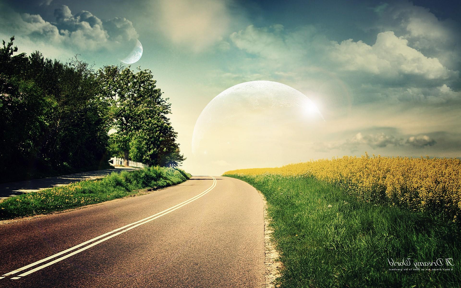 Two Suns Dream World