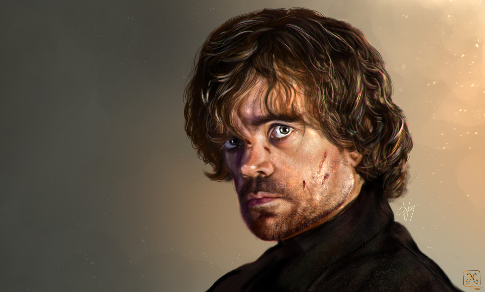 Tyrion Lannister Amazing Art, HD Tv Shows, 4k Wallpapers