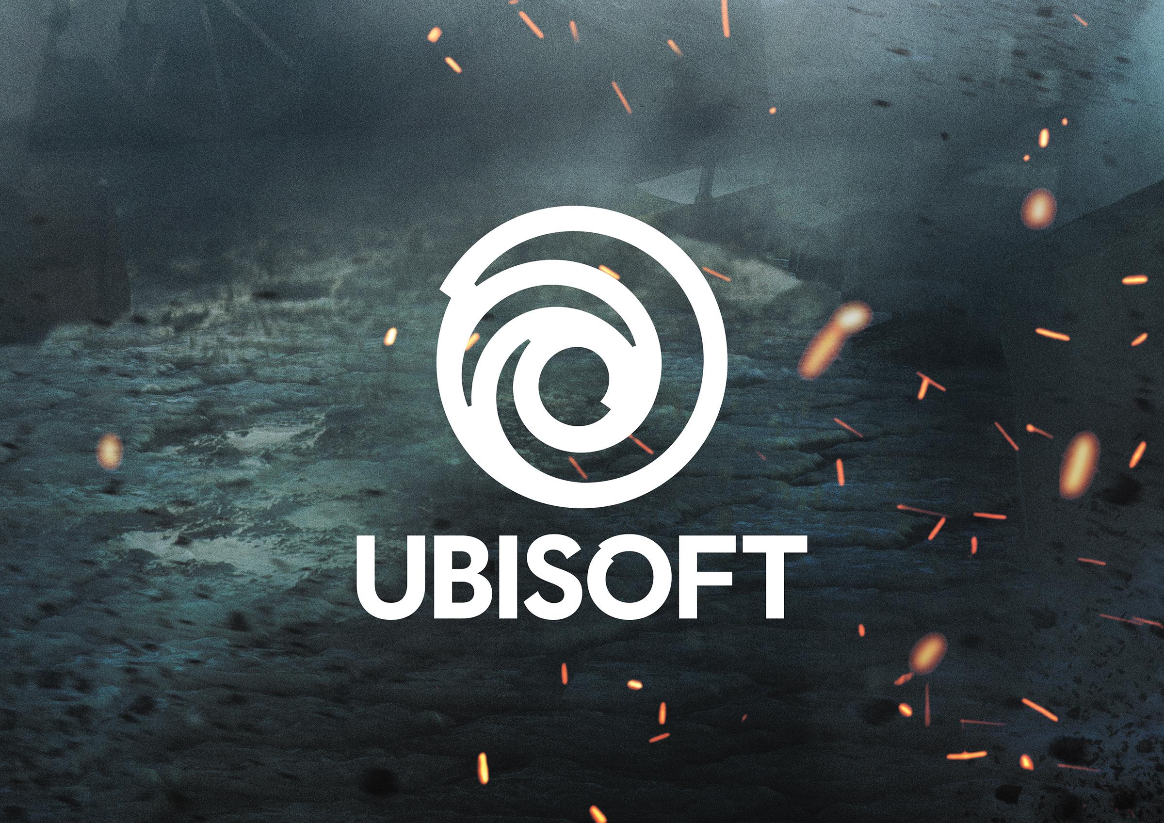 Ubisoft New Logo 2017,...