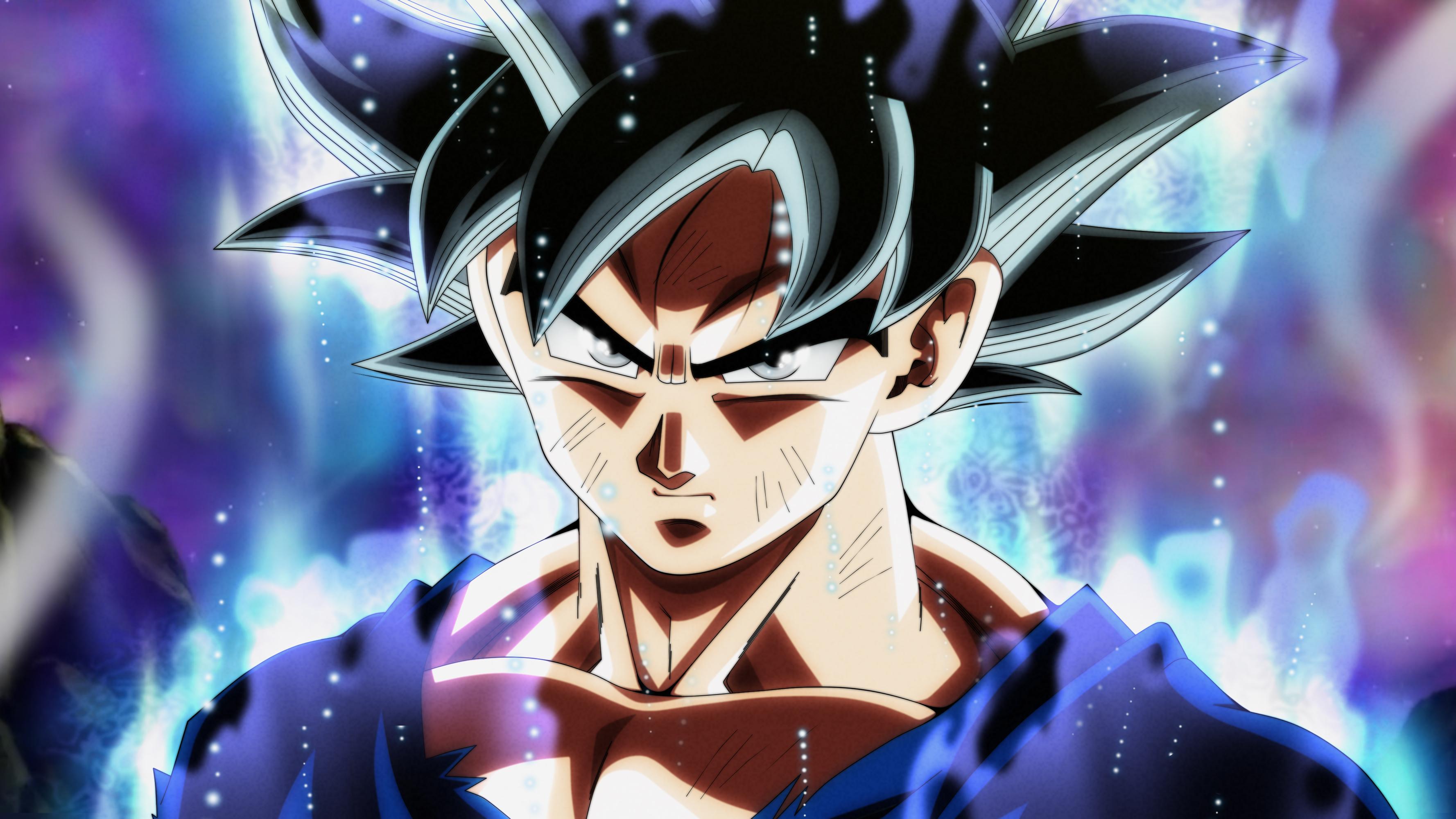 Dragon Ball Super Ultra Instinct Wallpaper: Ultra Instinct Dragon Ball Super, HD Anime, 4k Wallpapers