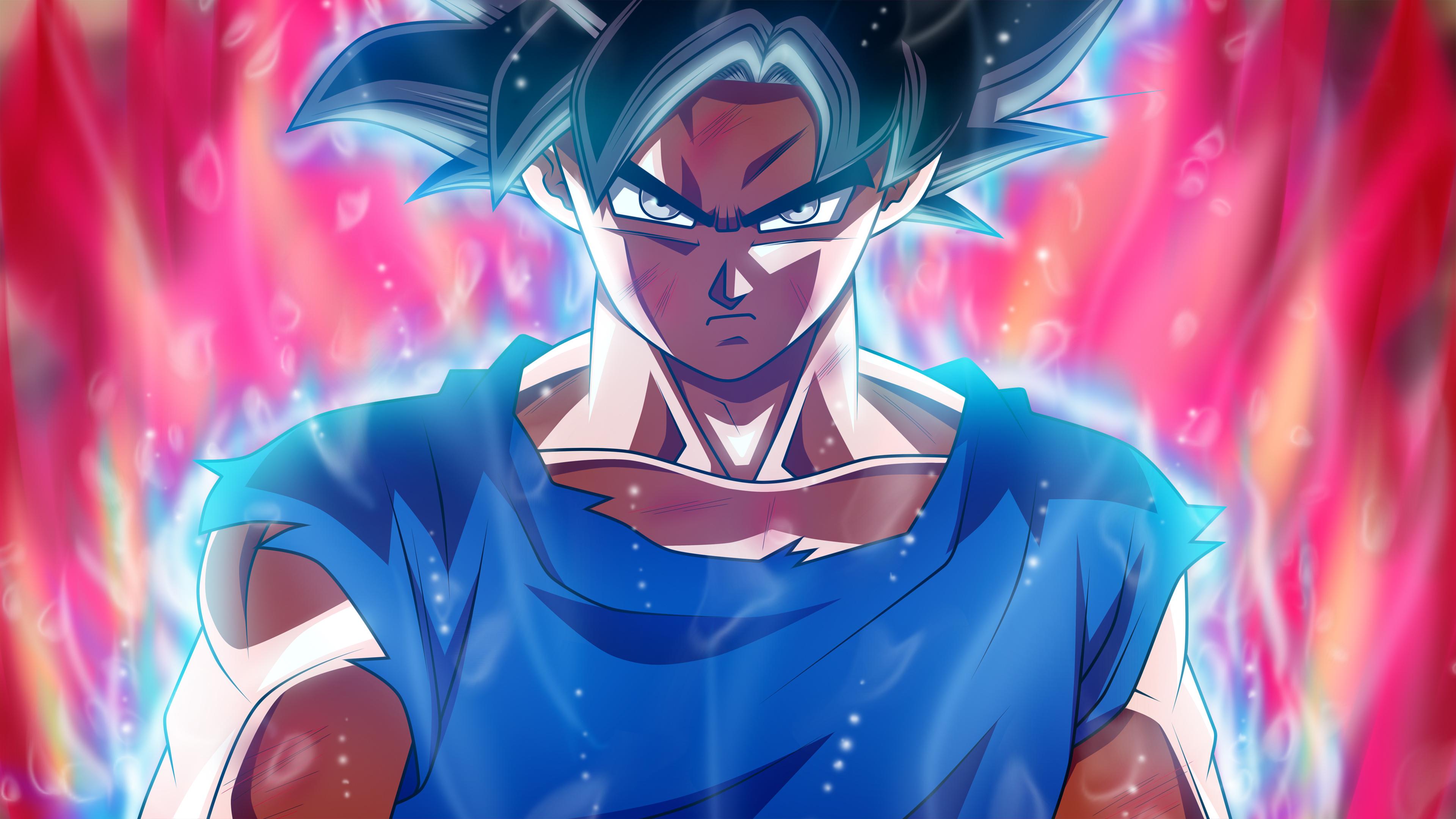 Ultra Instinct Goku 4k Hd Anime 4k Wallpapers Images Backgrounds