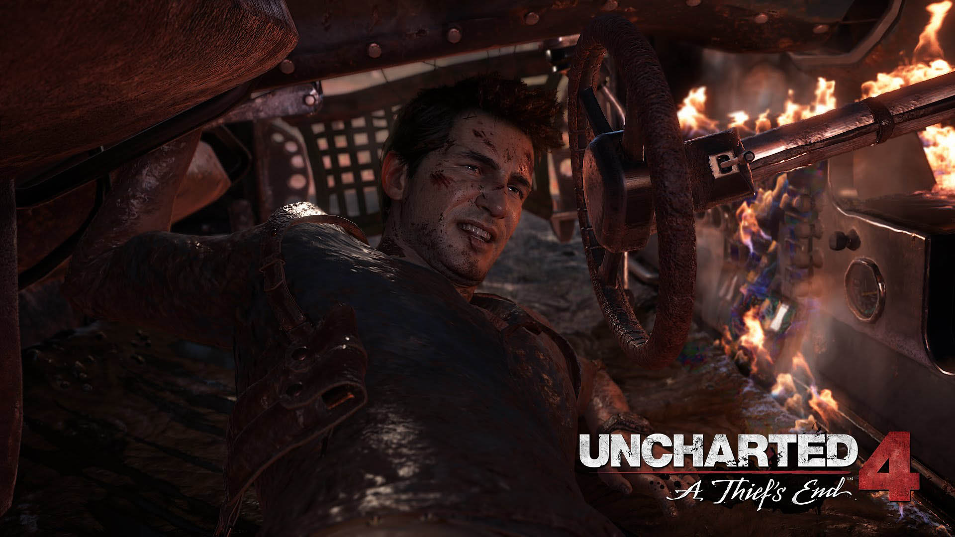 uncharted 4 wallpapers, images, backgrounds, photos and pictures
