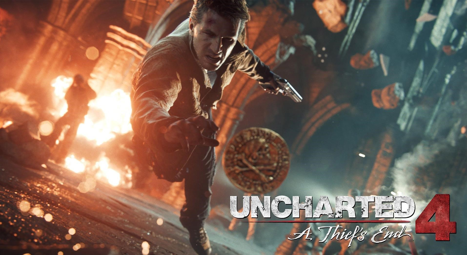 Uncharted 4 A Thiefs End New
