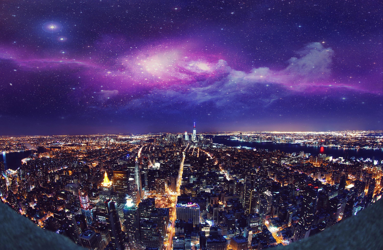 Usa new york city night 4k hd nature 4k wallpapers for Night sky wallpaper 4k