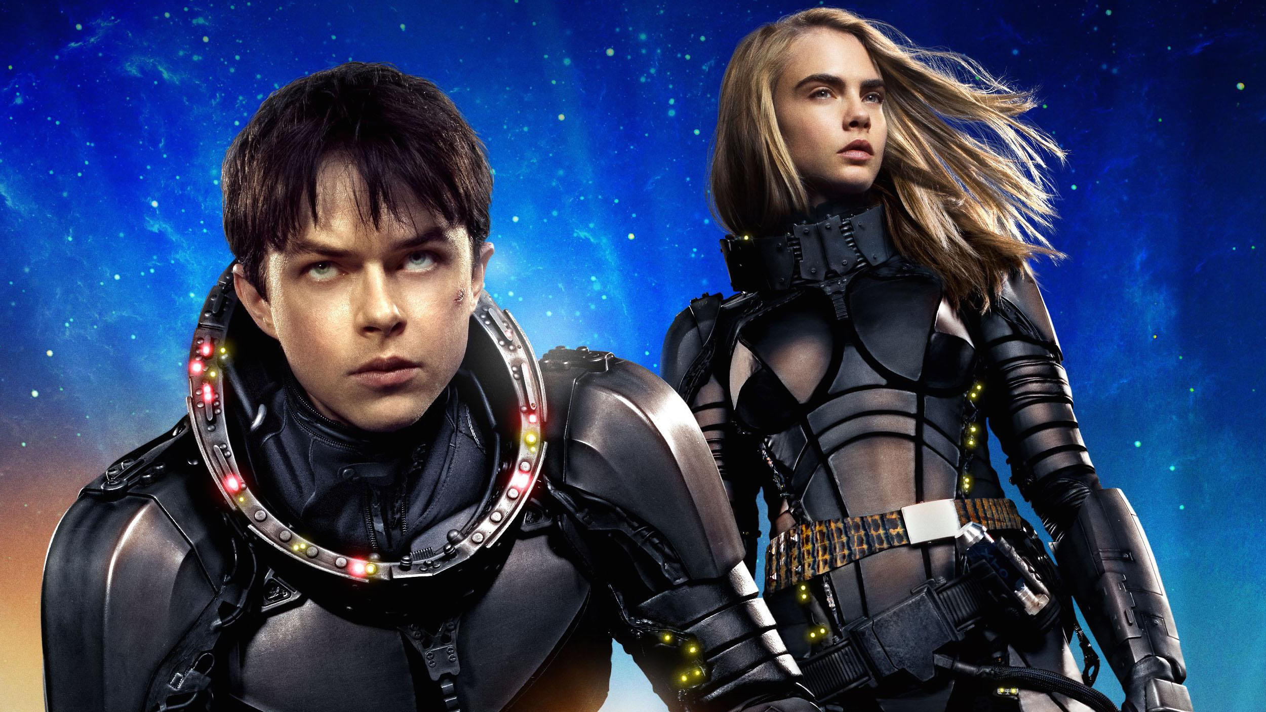 valerian and laureline in valerian and the city of a