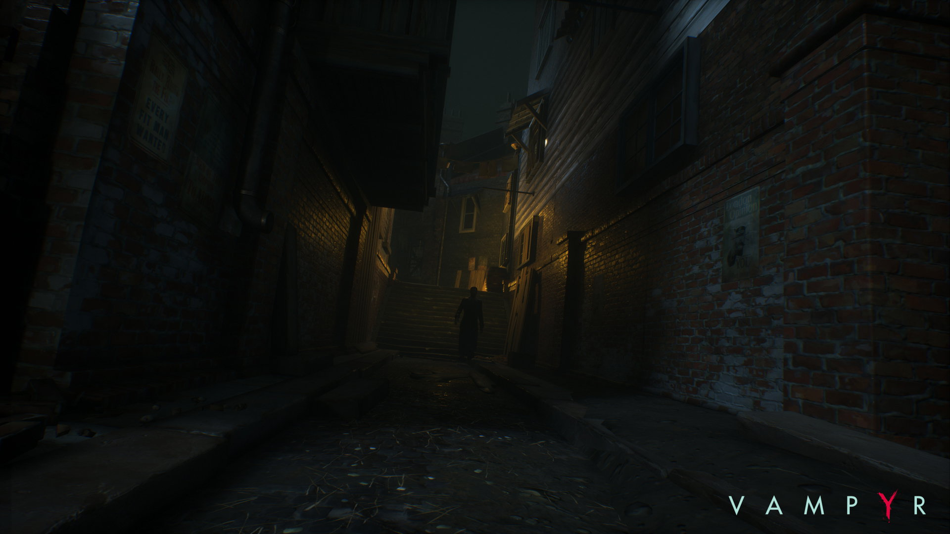 Vampyr Game, HD Games, 4k Wallpapers, Images, Backgrounds