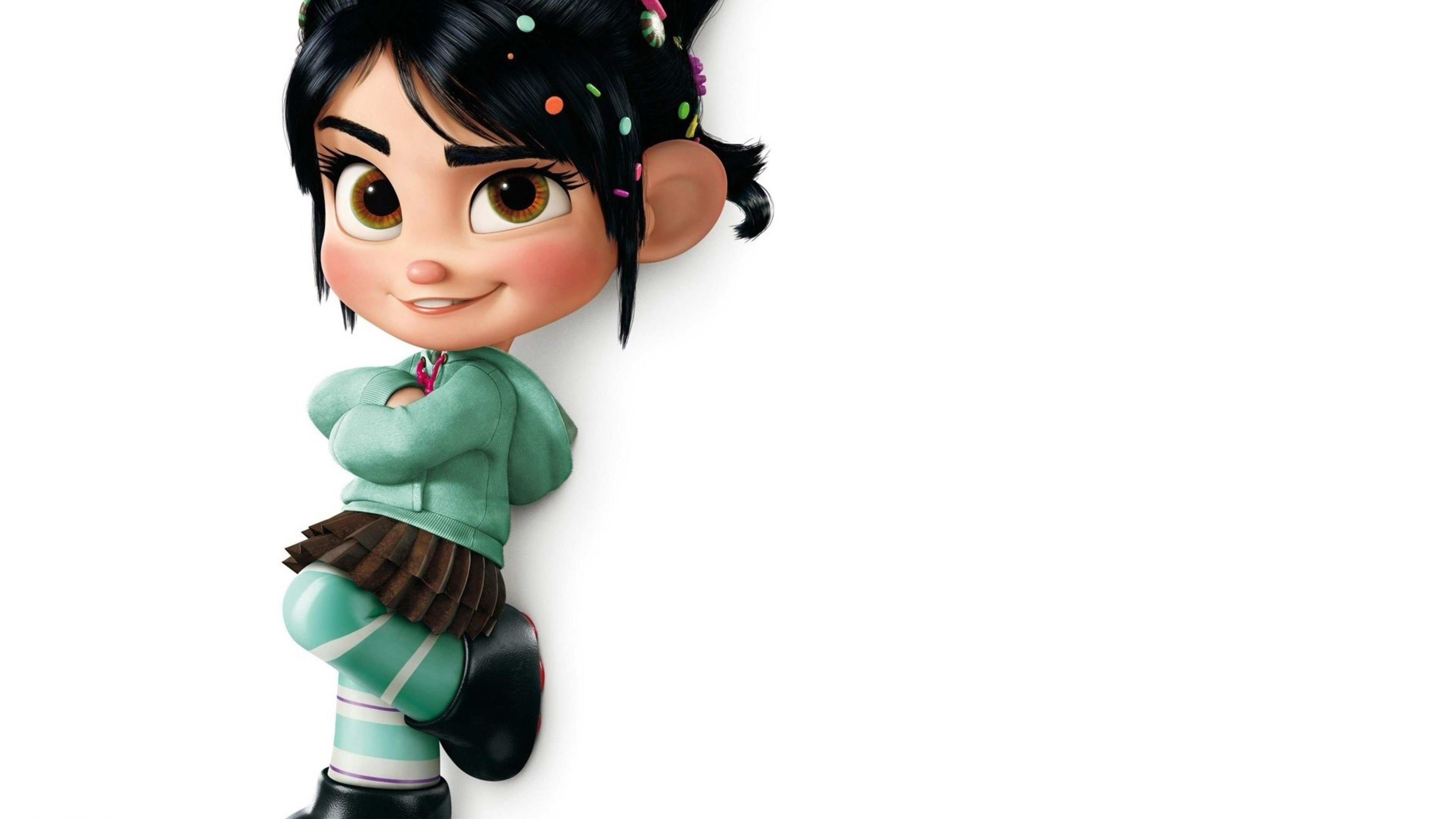 Wreck It Ralph Animation Movie 4k Hd Desktop Wallpaper For: Vanellope Wreck It Ralph, HD Movies, 4k Wallpapers, Images
