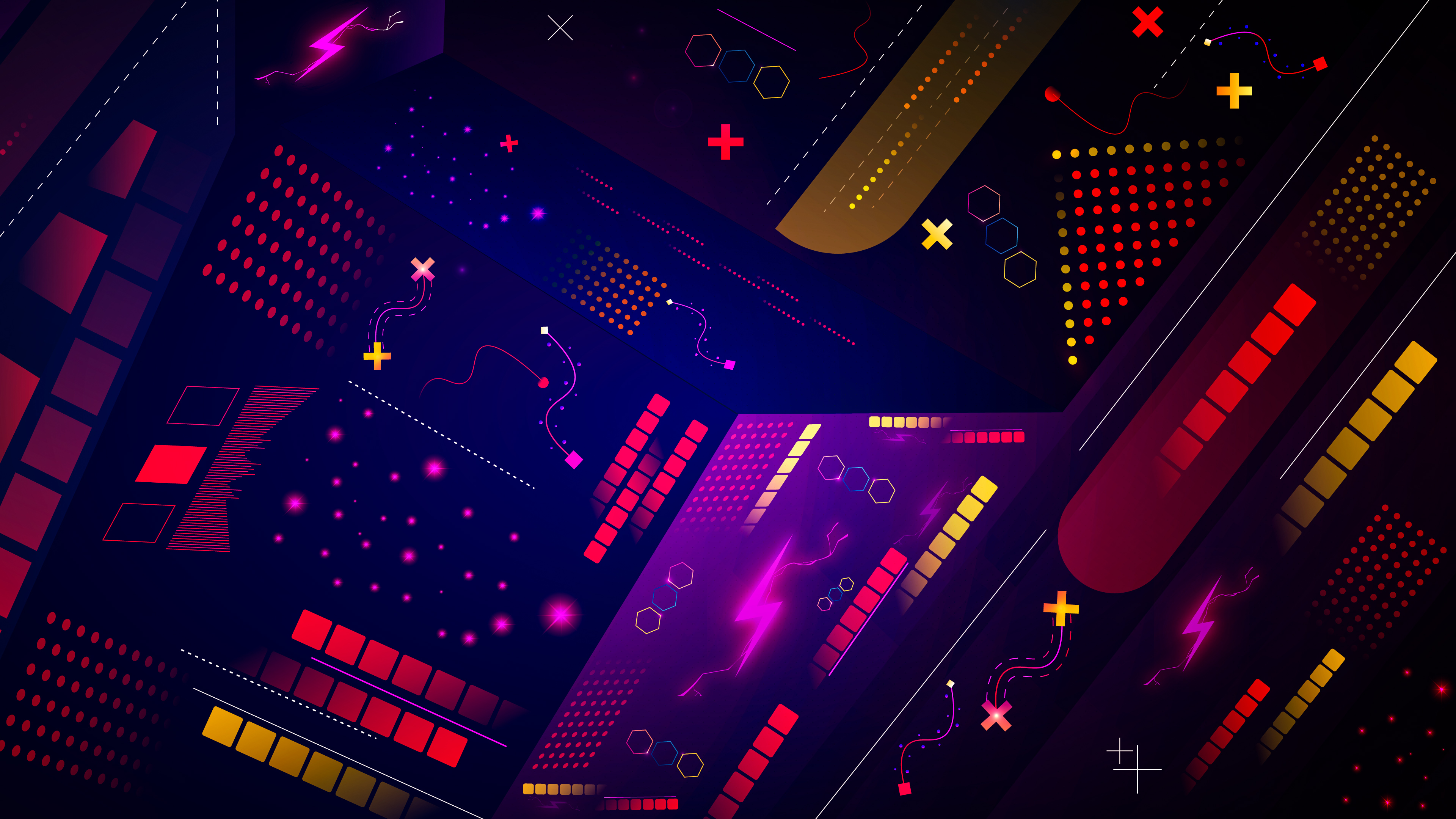 Vector design retro 4k hd abstract 4k wallpapers images backgrounds photos and pictures - Background images 4k hd ...