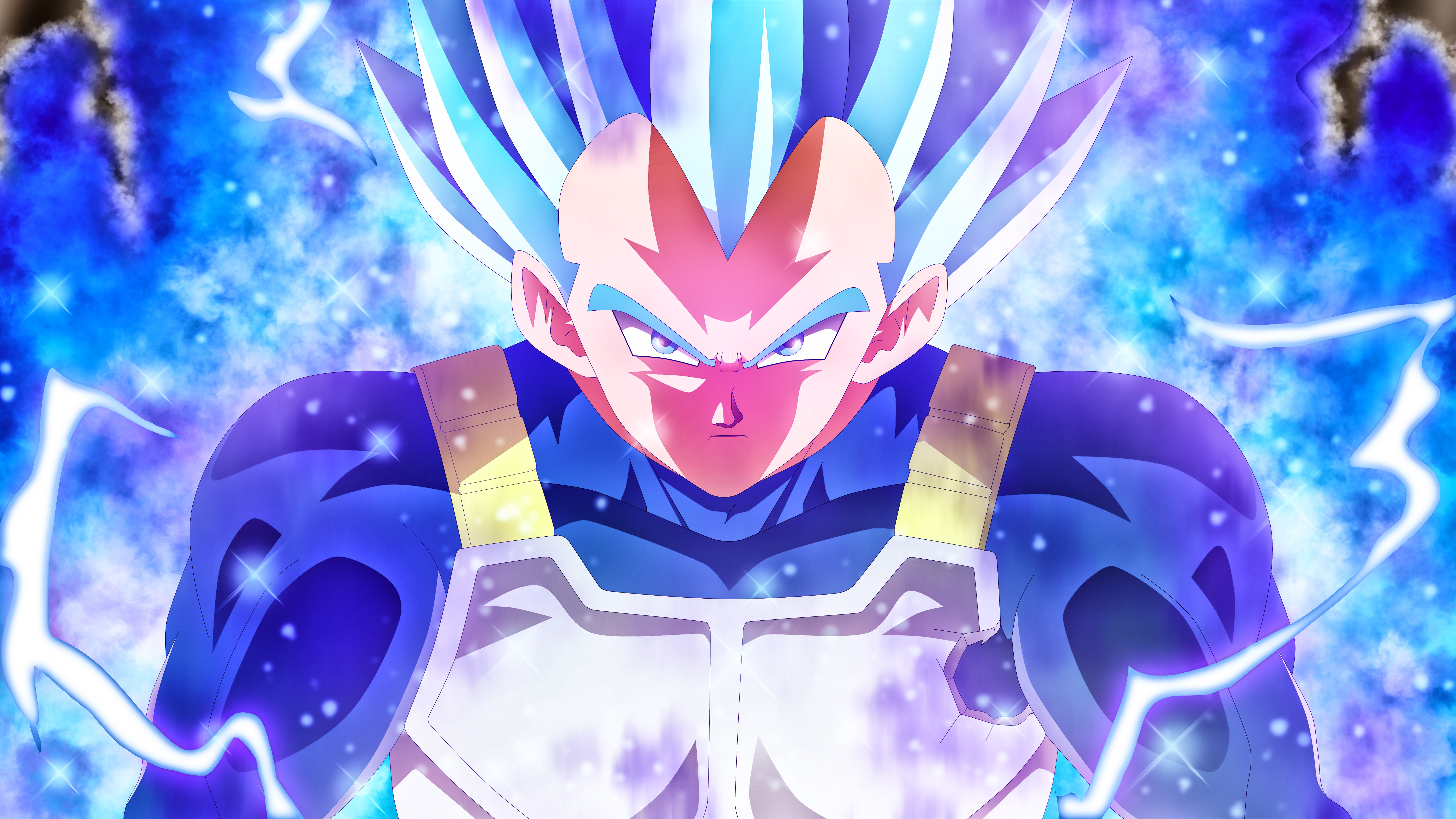640x960 vegeta blue 5k anime iphone 4, iphone 4s hd 4k wallpapers