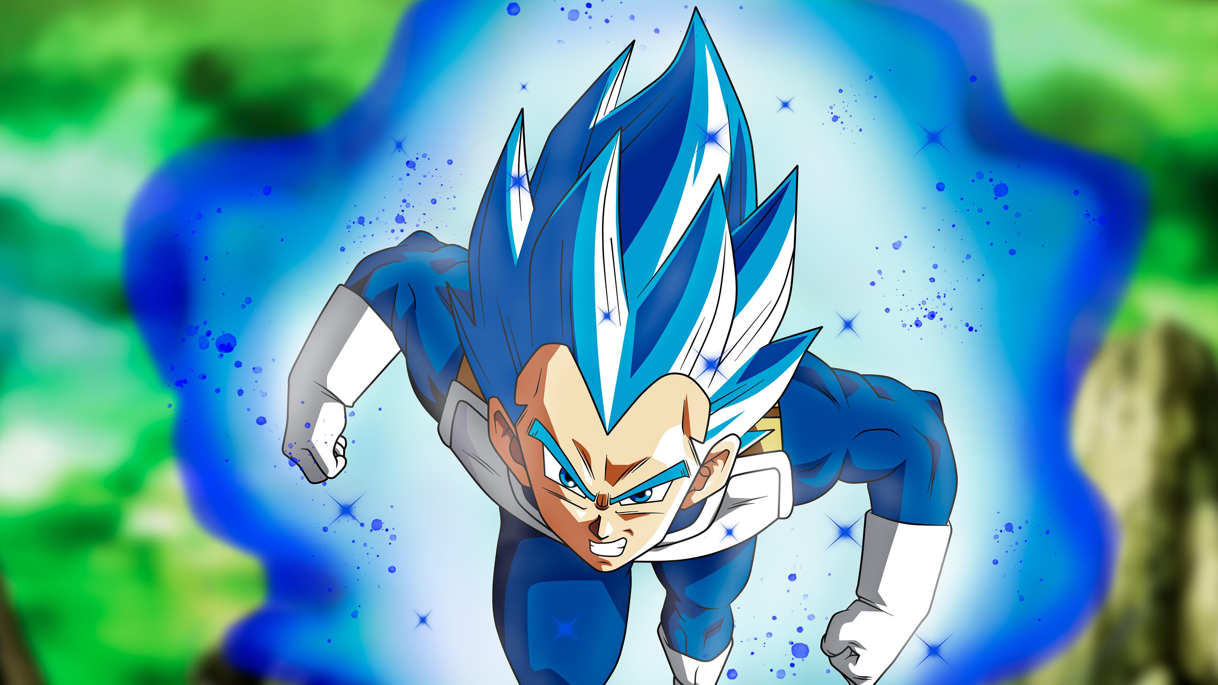 Vegita SSJ Blue Full Pawer, HD Anime, 4k Wallpapers ...