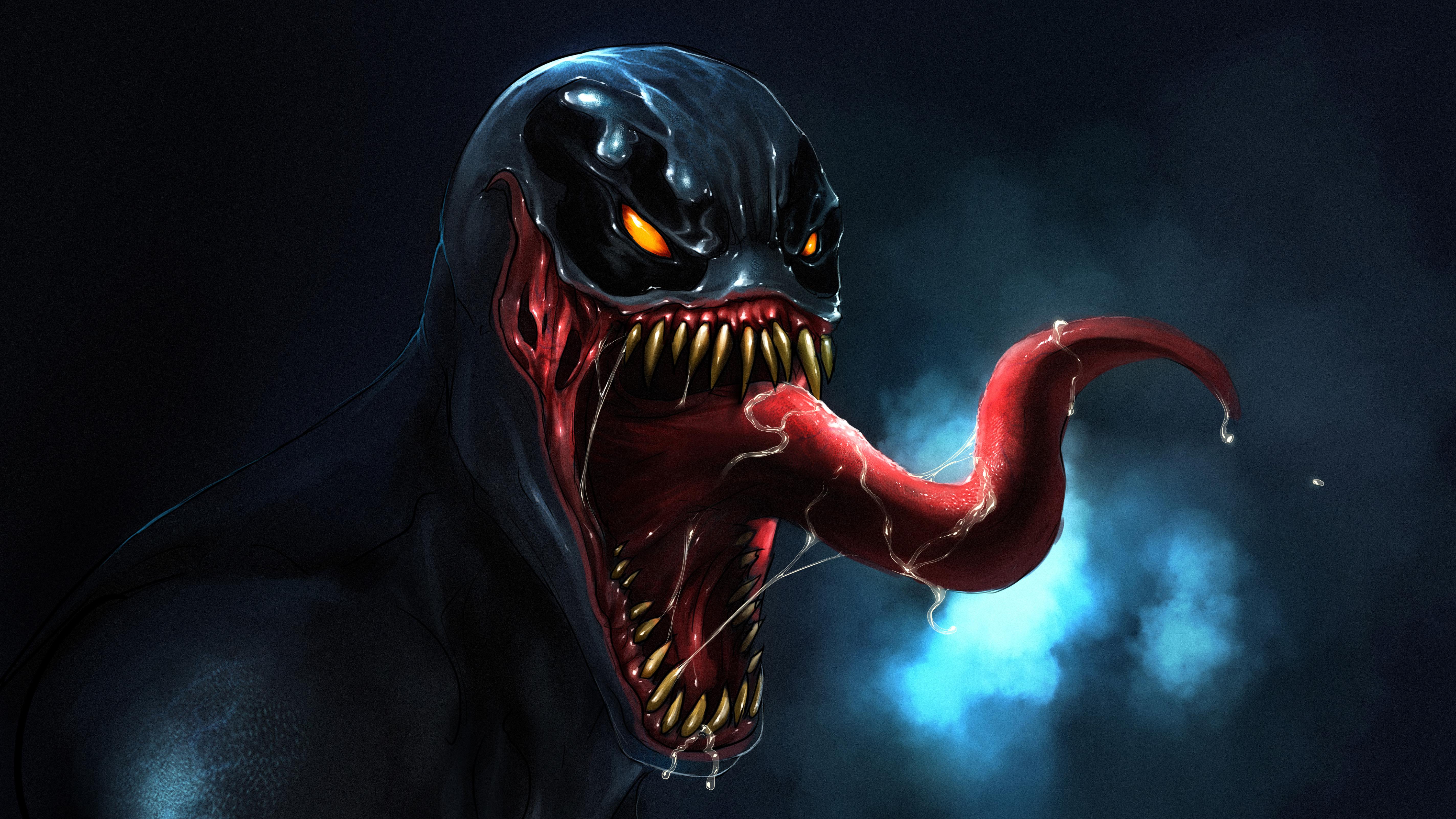 Venom 5k artwork hd superheroes 4k wallpapers images - 4k wallpaper venom ...