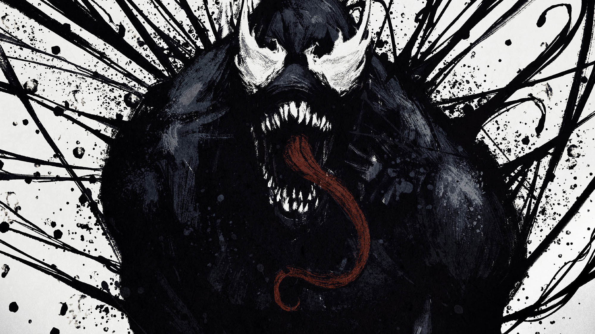 Venom Artwork Hd Marvel, HD Movies, 4k Wallpapers, Images ...