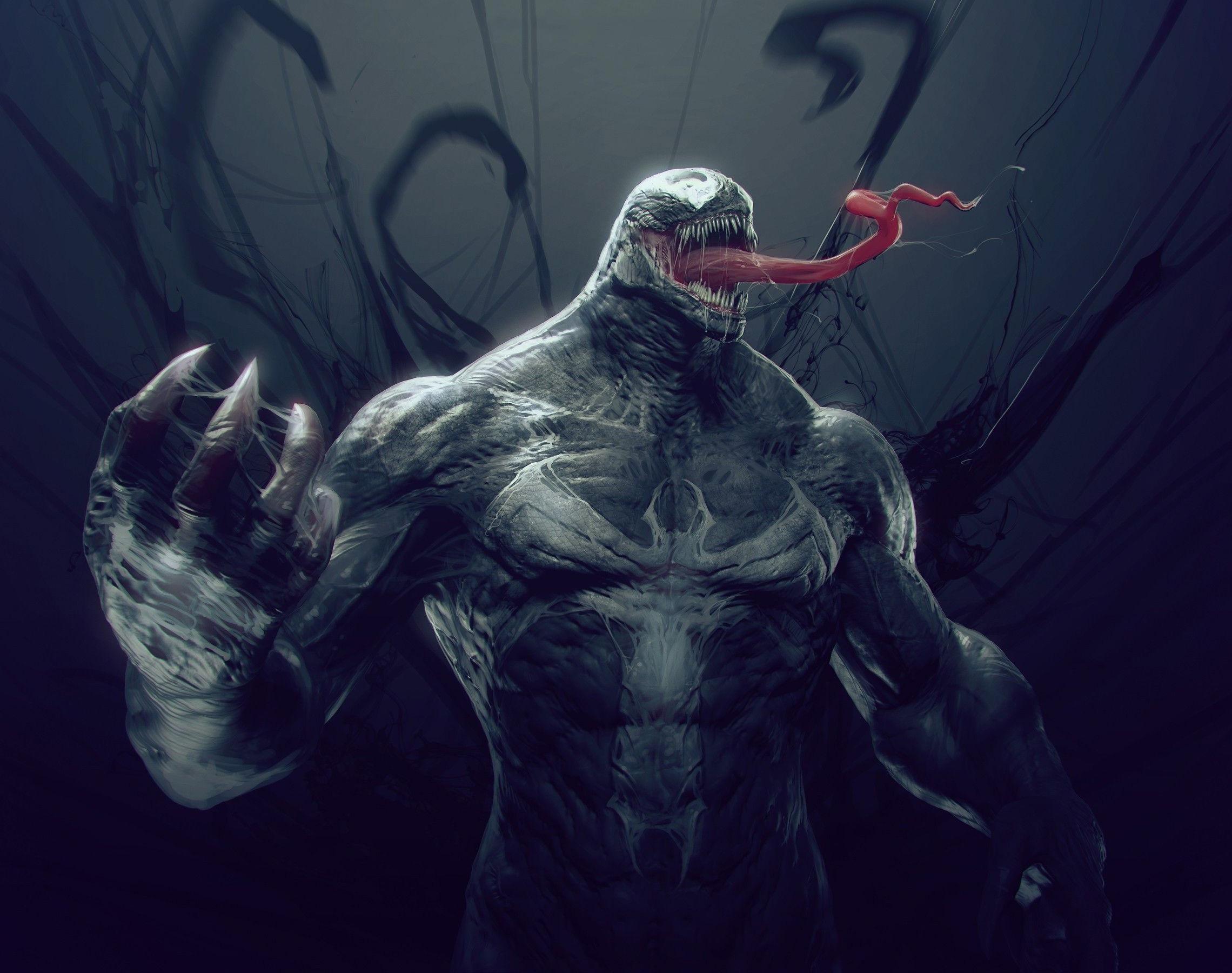 Venom Digital Art, HD Superheroes, 4k Wallpapers, Images ...