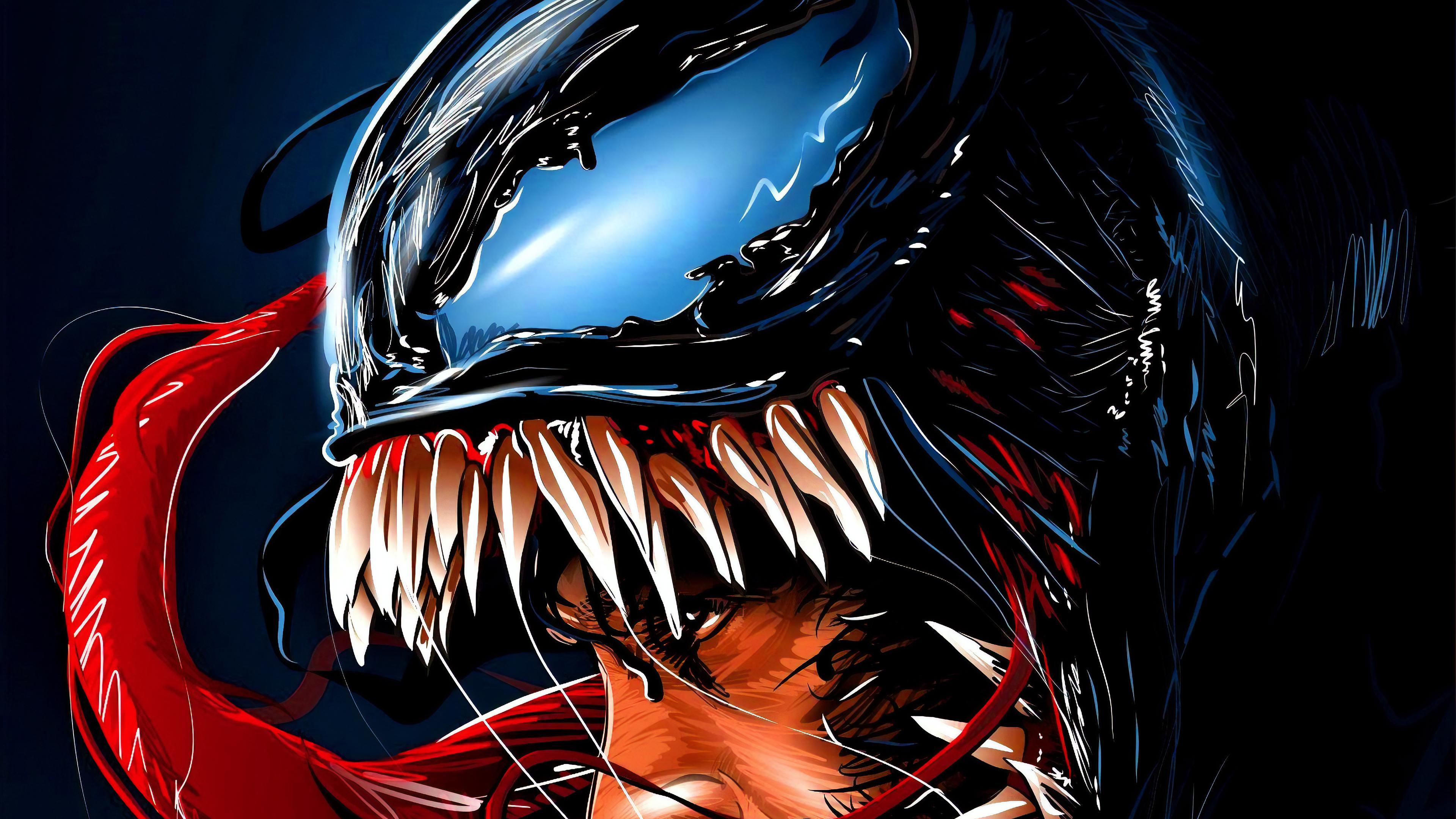 Venom Digitalart 4k, HD Superheroes, 4k Wallpapers, Images ...