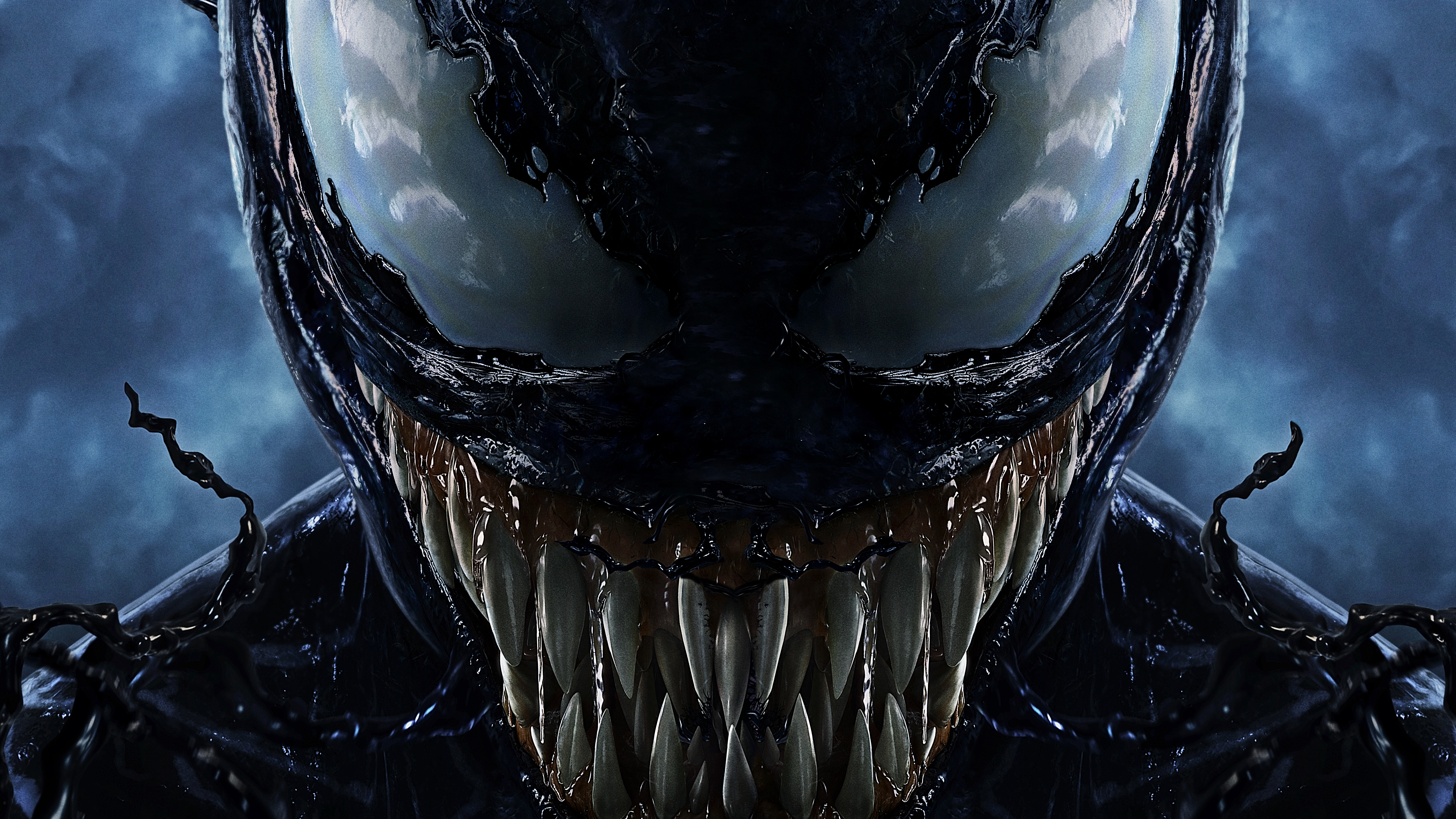 Venom Movie 2018 10k Key Art Hd Movies 4k Wallpapers Images