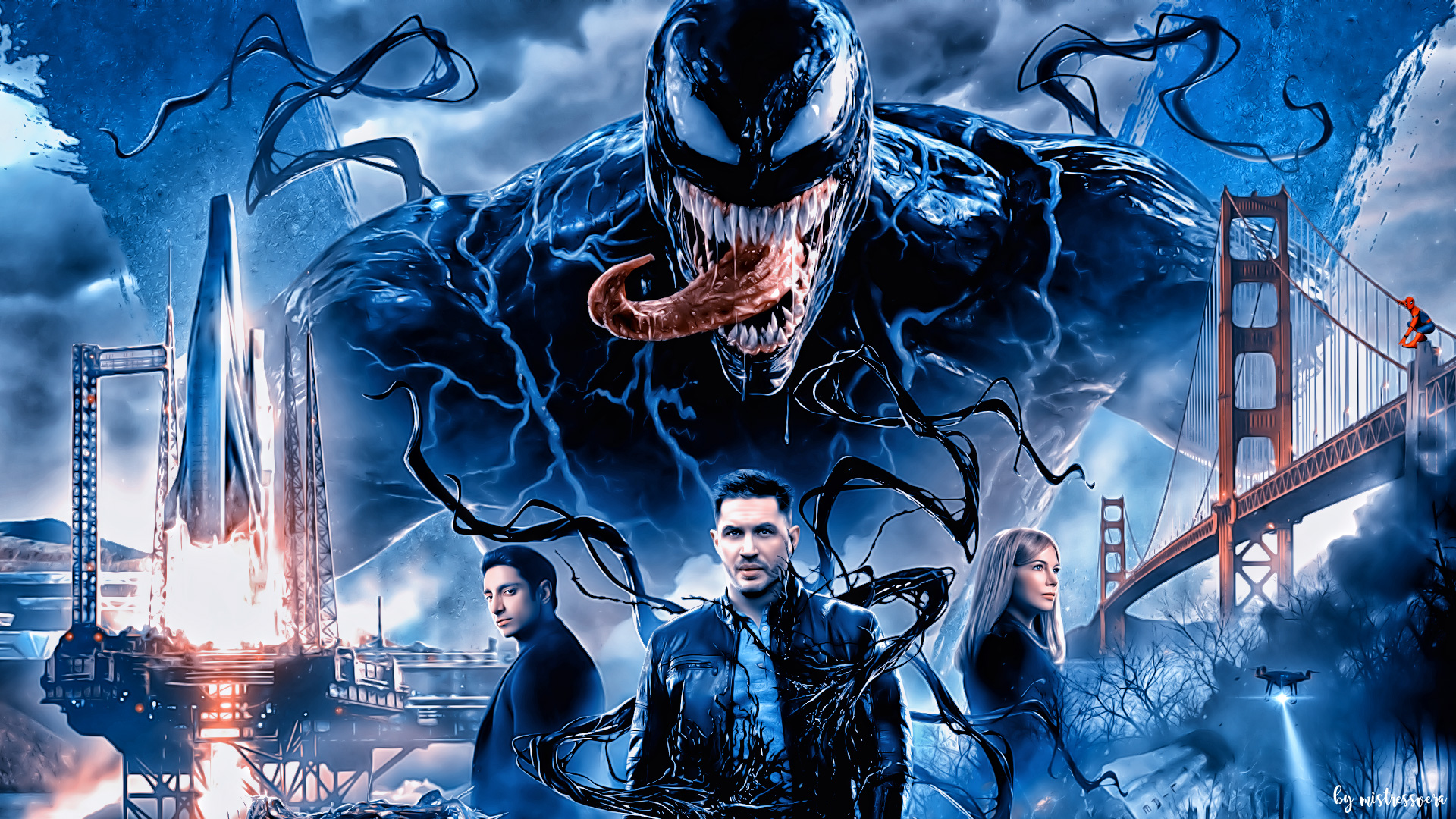 Venom Movie Background Hd Tv Shows Airing