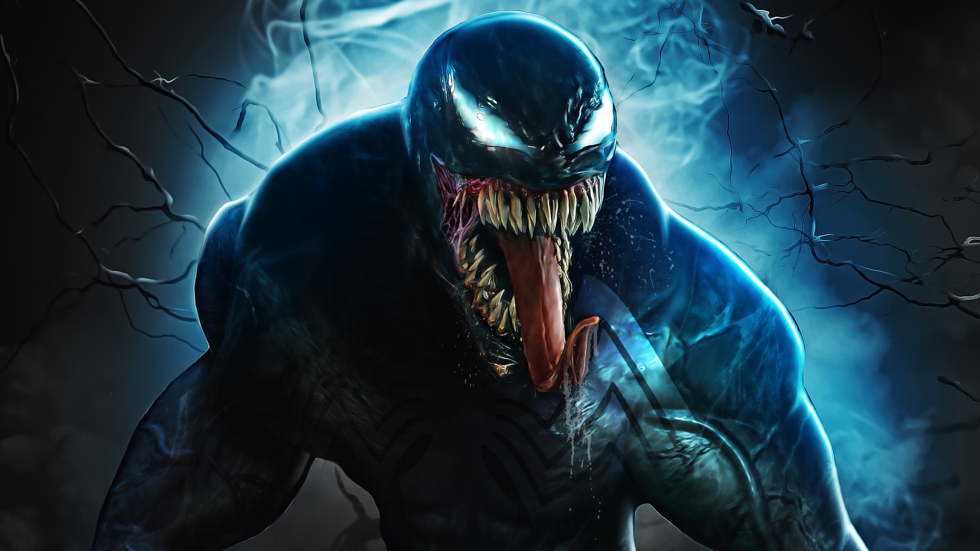 Venom Movie Fan Art, HD Movies, 4k Wallpapers, Images ...