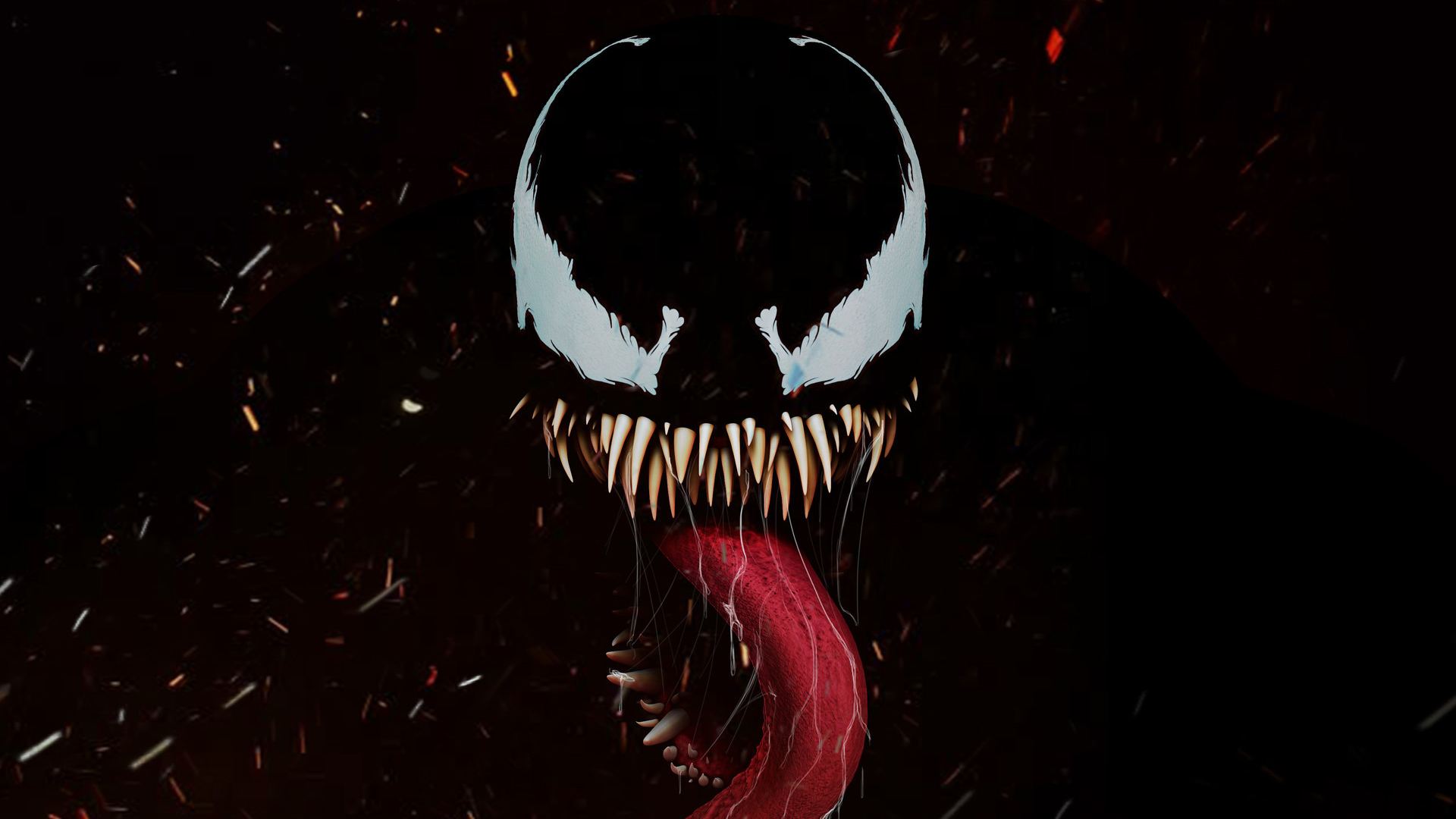 Venom Movie Fan Digital Art, HD Superheroes, 4k Wallpapers ...