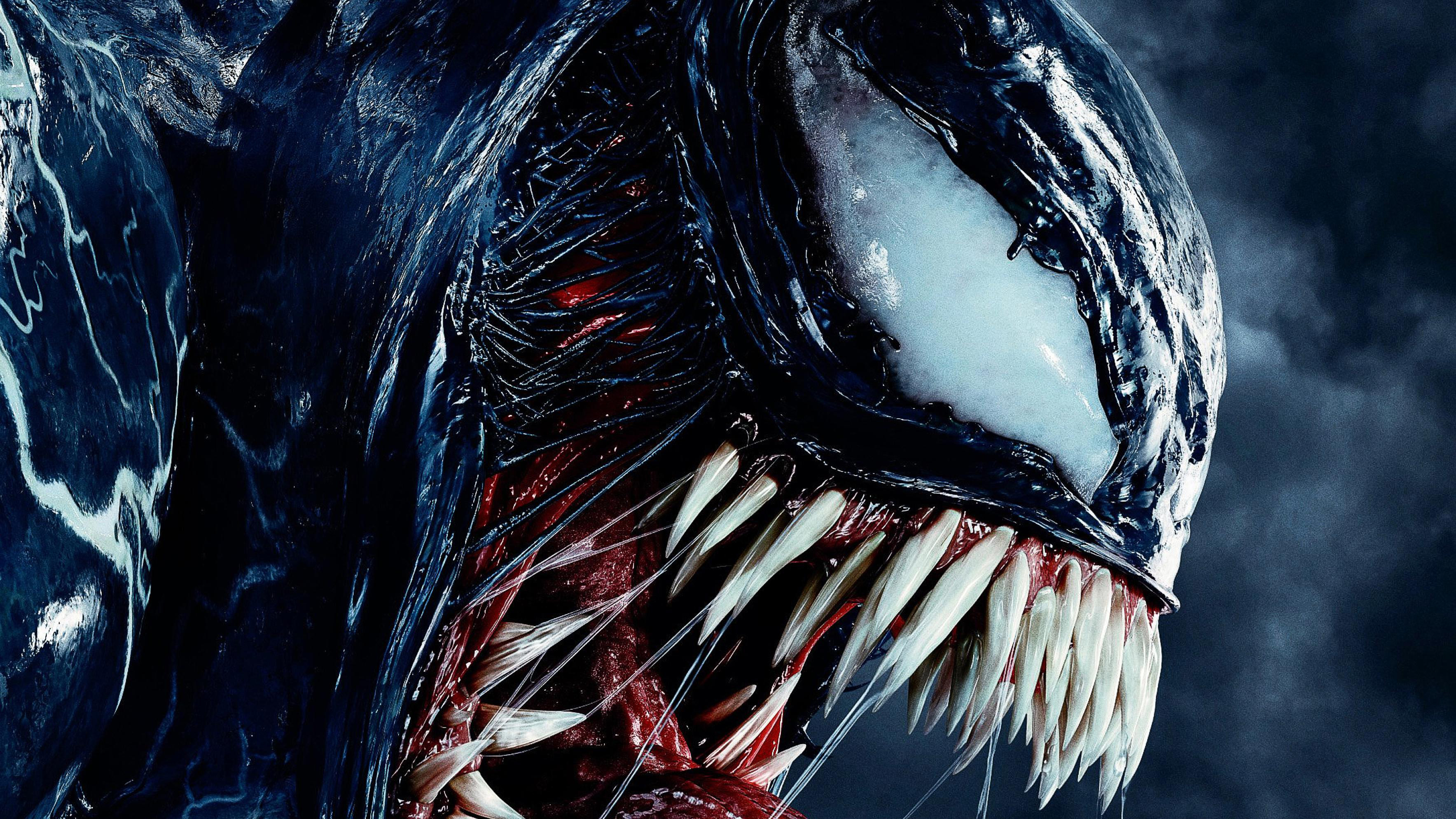 Venom Movie Japanese Poster Hd Movies 4k Wallpapers Images