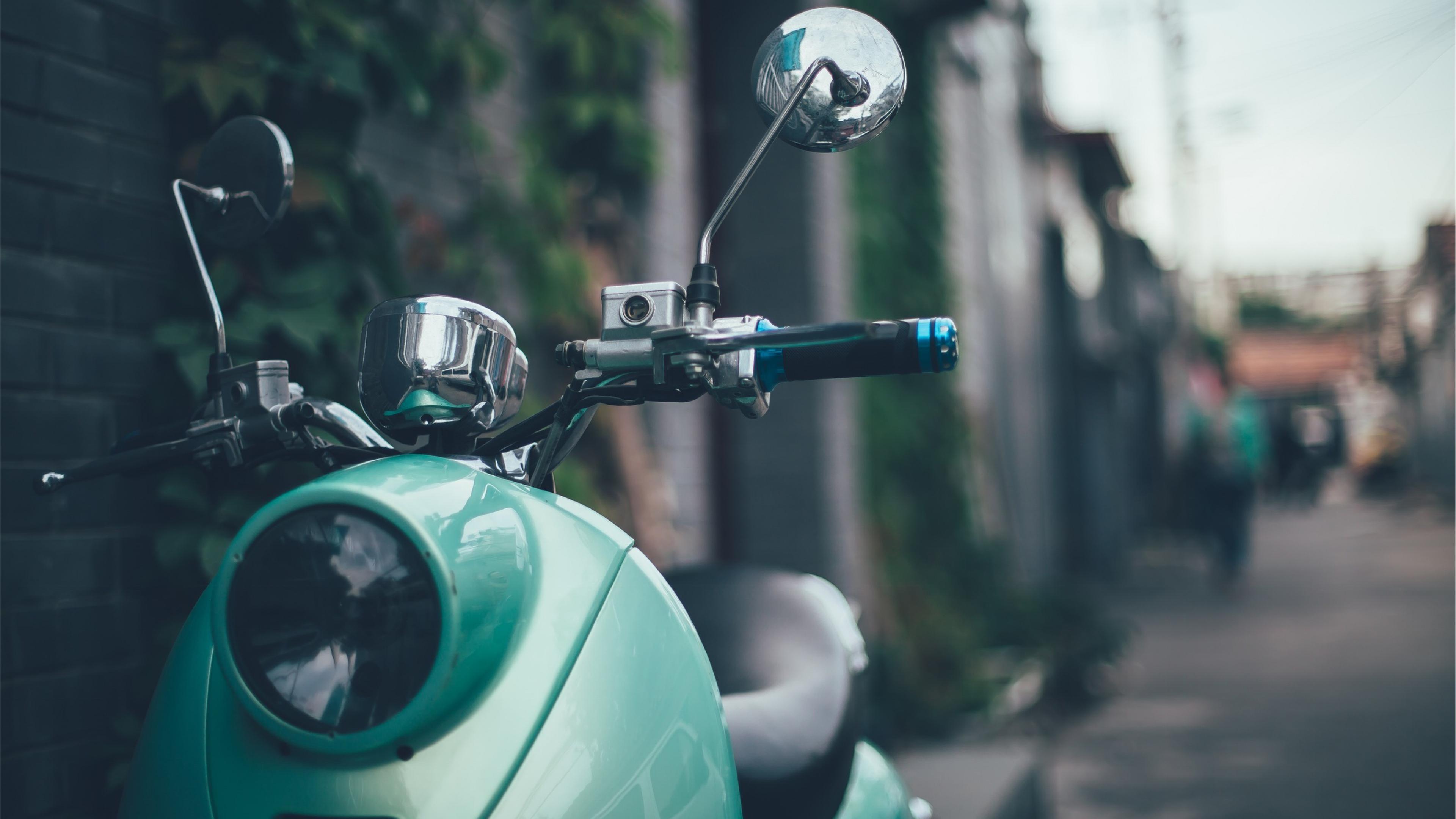 Vespa Scooter Vintage, HD Bikes, 4k Wallpapers, Images