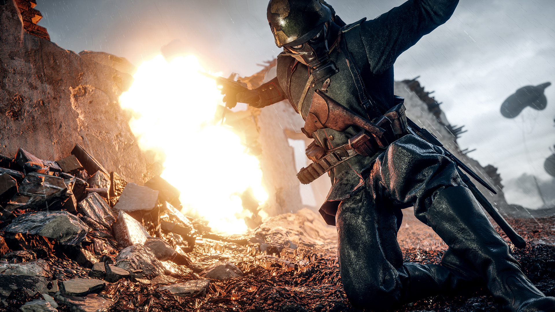 Ideal Video Game Battlefield 1, HD Games, 4k Wallpapers, Images  MR66