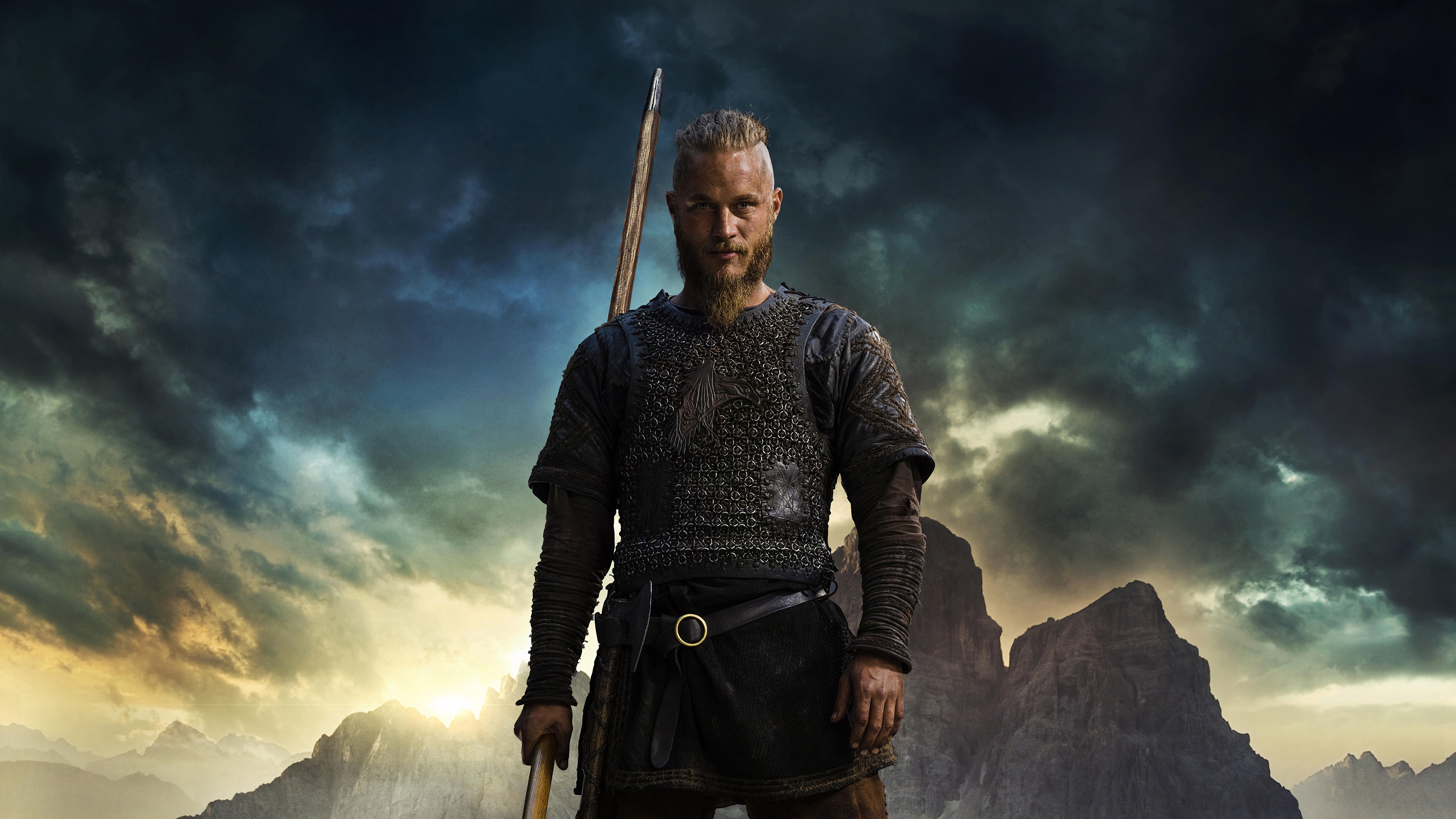 Vikings Ragnar 4k Hd Tv Shows 4k Wallpapers Images