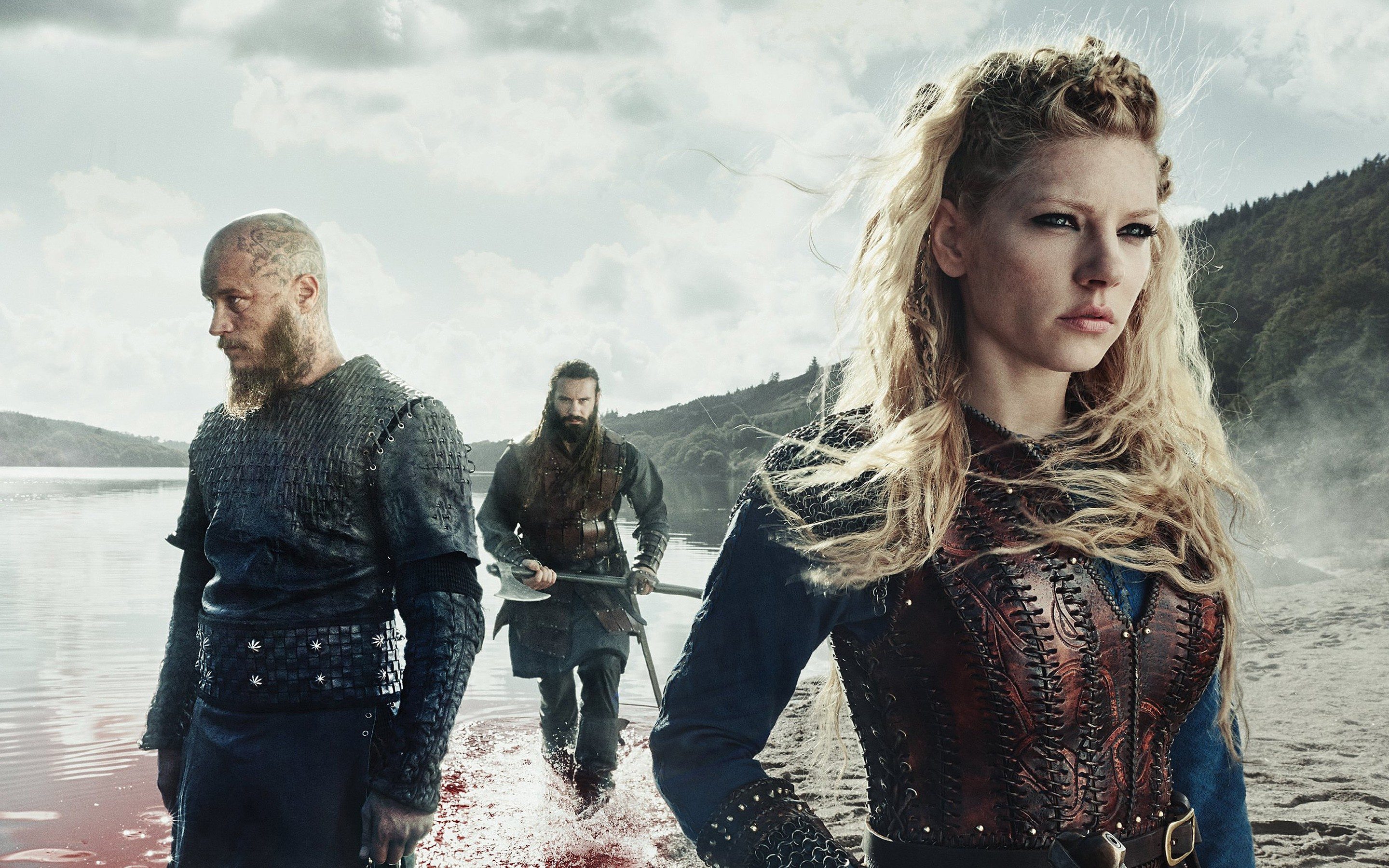 Vikings season 4 hd tv shows 4k wallpapers images - Tv series wallpaper 4k ...