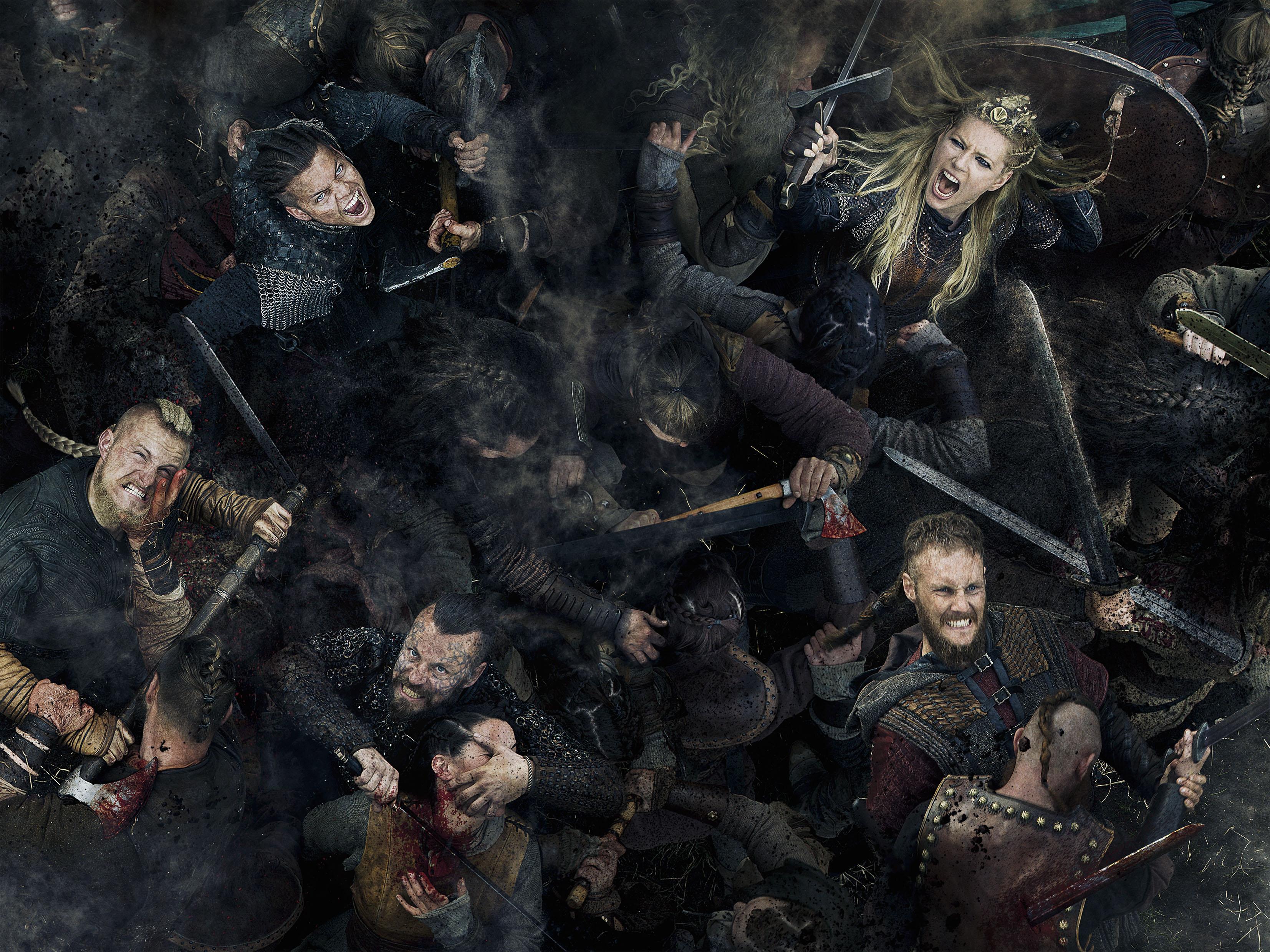 Vikings Season 5 4k