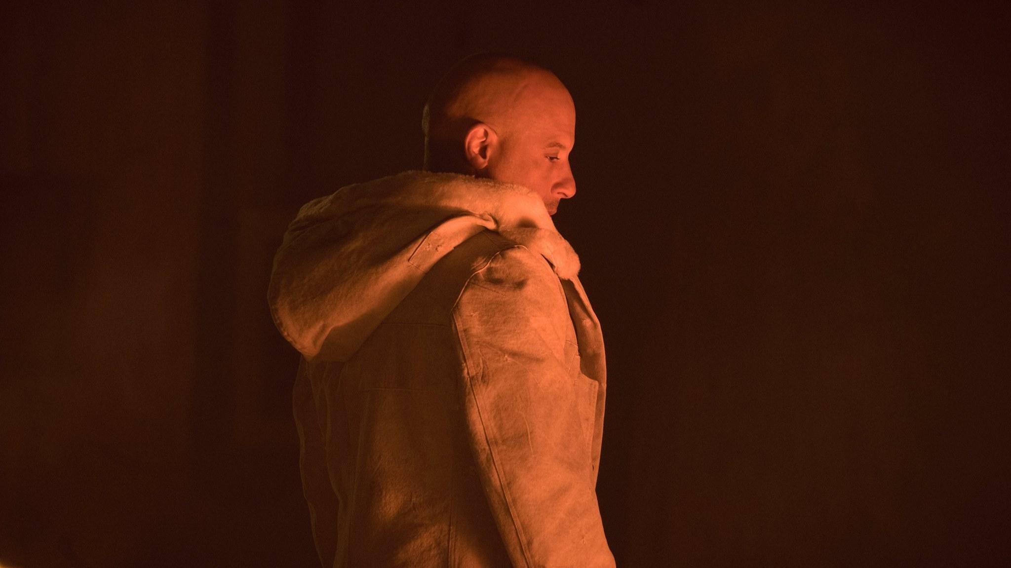 Vin Diesel I Xxx Retur af Xander Cage, Hd Film, 4K-1391