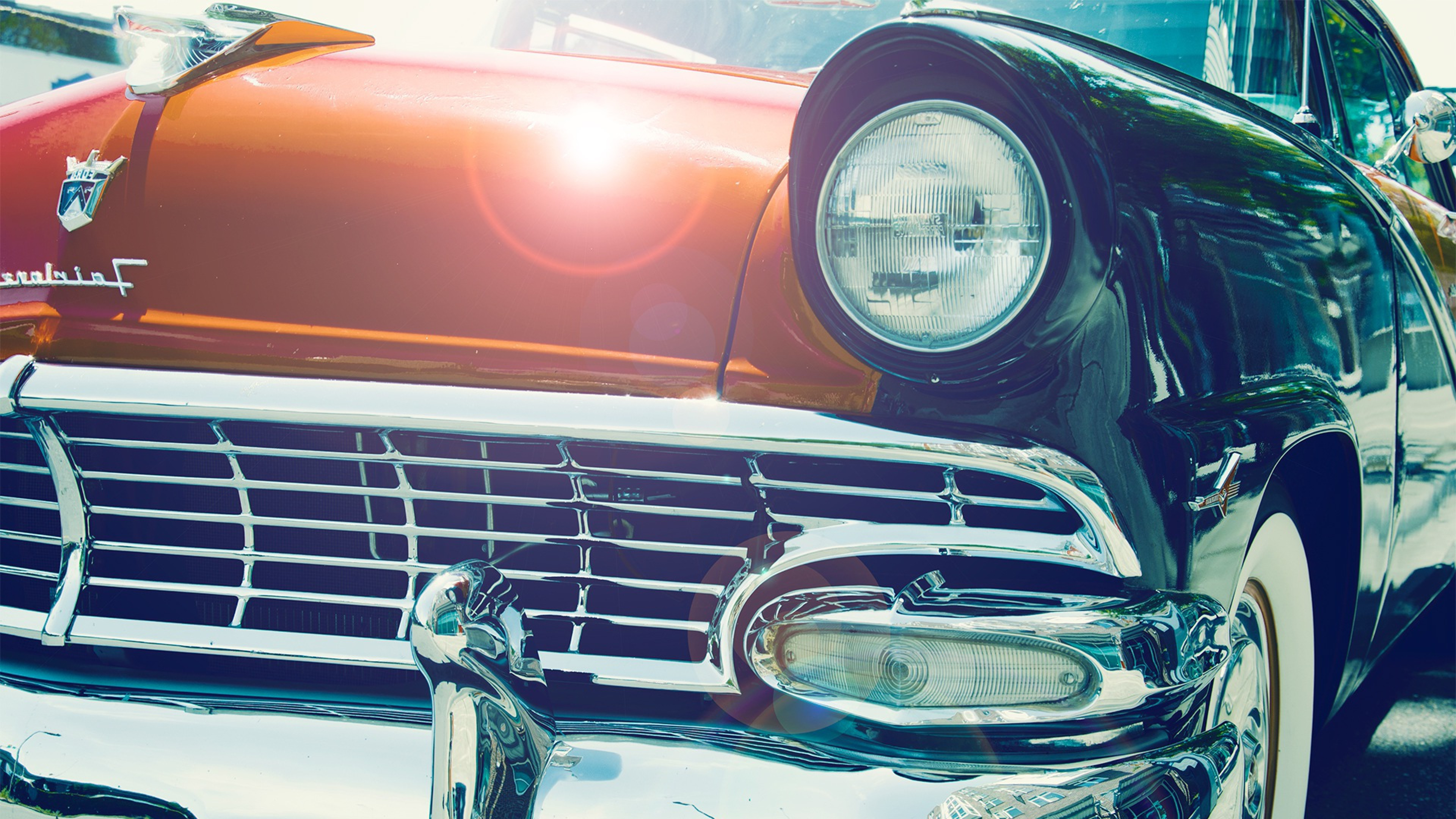 Vintage Car Headlight Hd Cars 4k Wallpapers Images Backgrounds