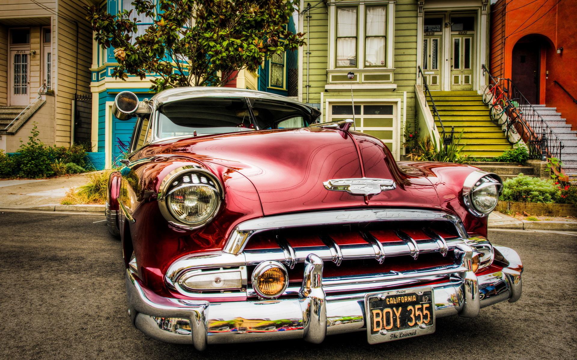 Vintage Chevrolet HD Cars 4k Wallpapers Images Backgrounds