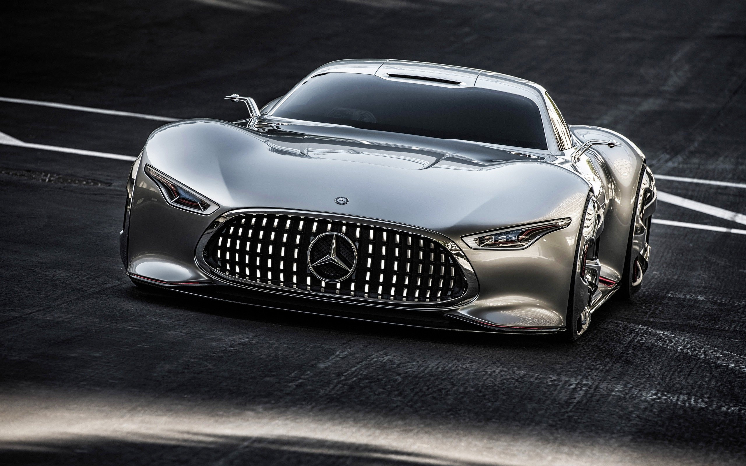 Vision Gran Turismo Mercedes Benz, HD Cars, 4k Wallpapers ...